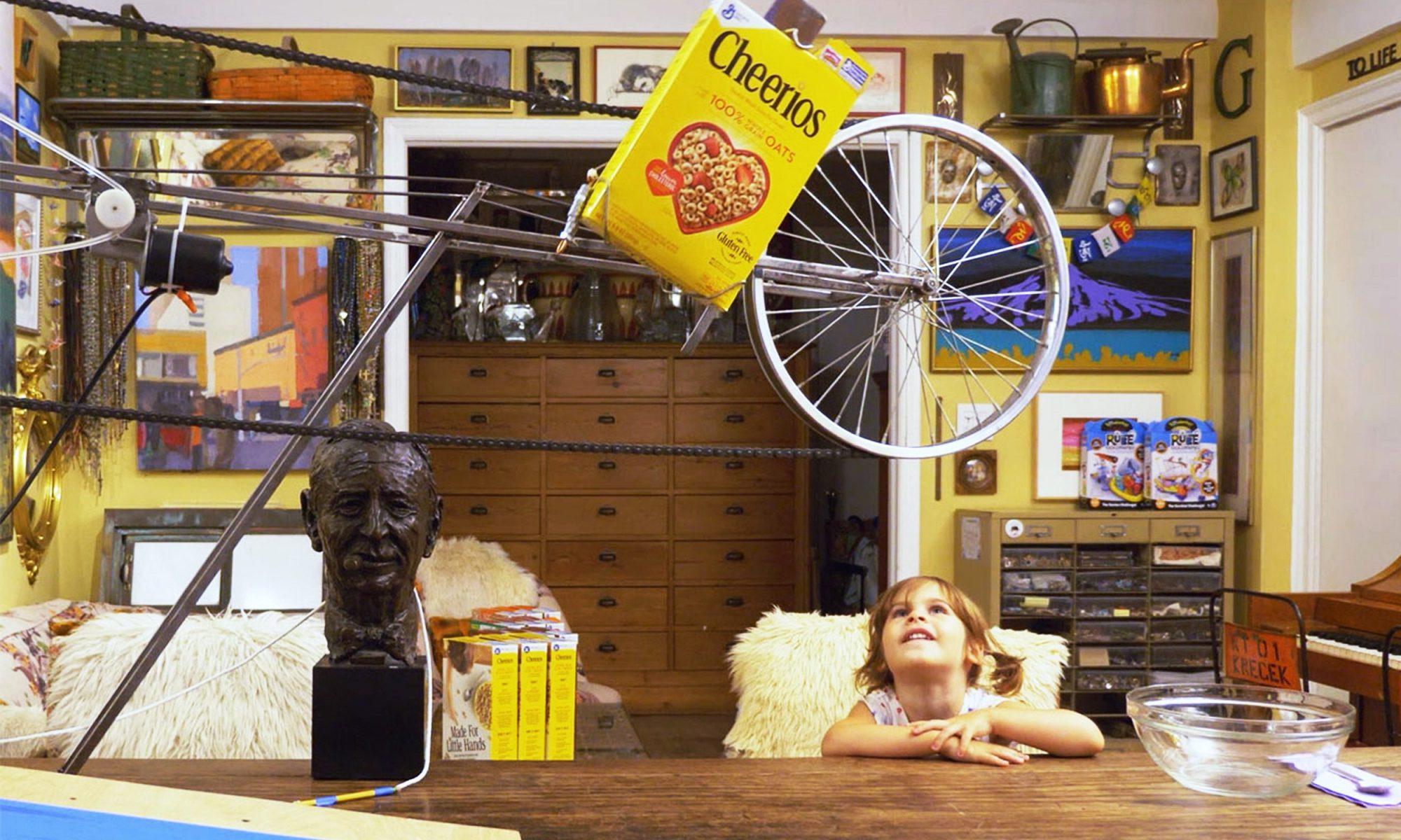 EC: 2018 Rube Goldberg Machine Contest Asks Participants to 'Pour a Bowl of Cereal'