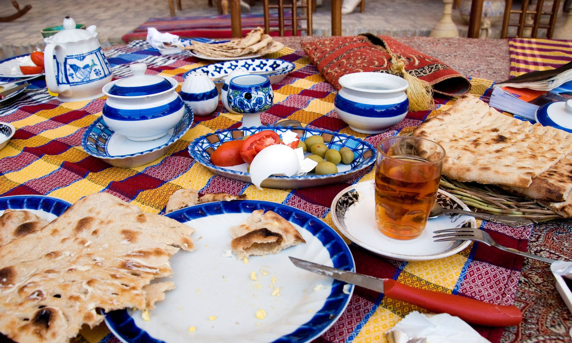 EC: What Iranians Know About Breakfast That Americans Don't