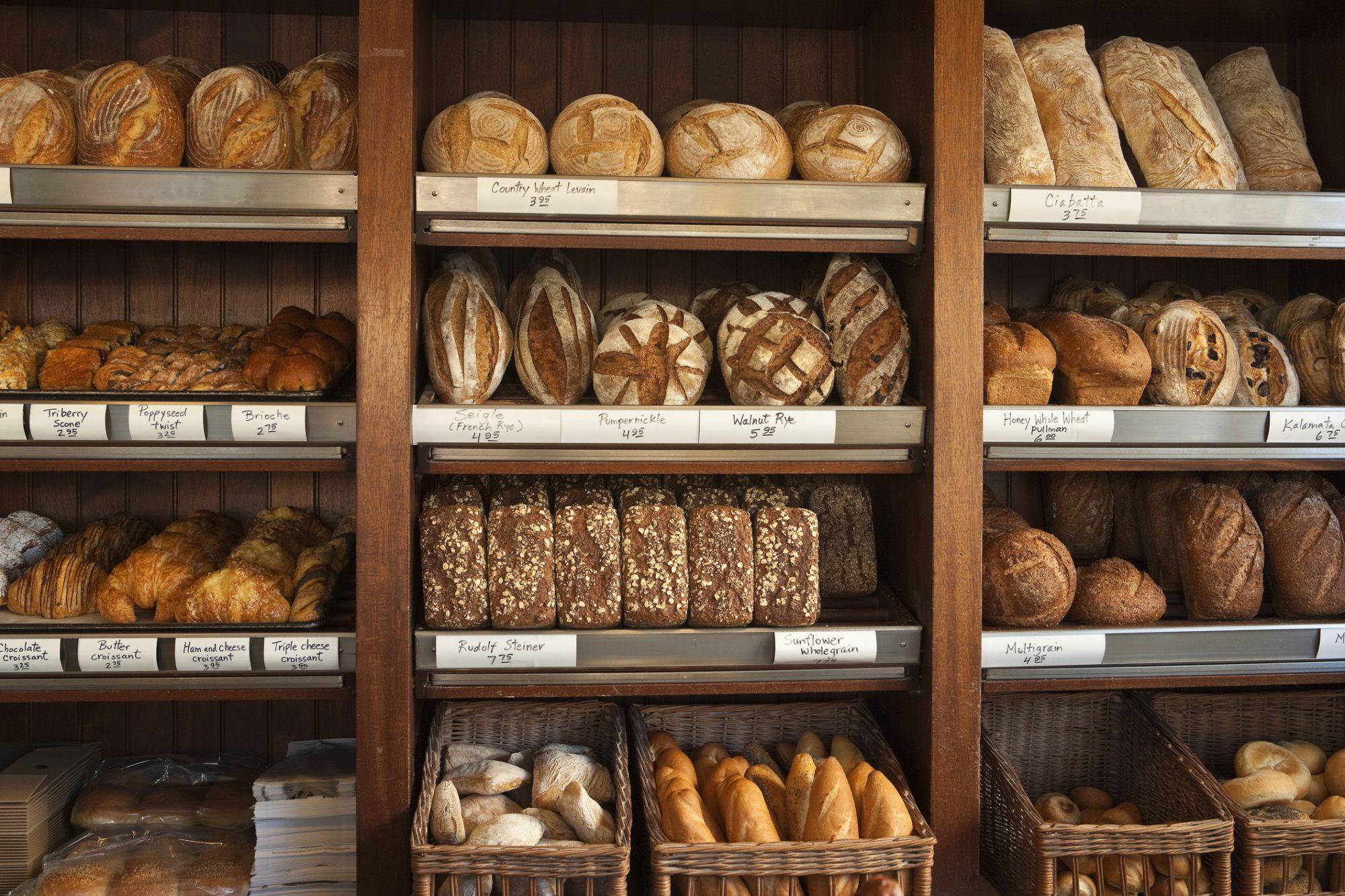 EC: Bakeries Are the Best Brunch Spots
