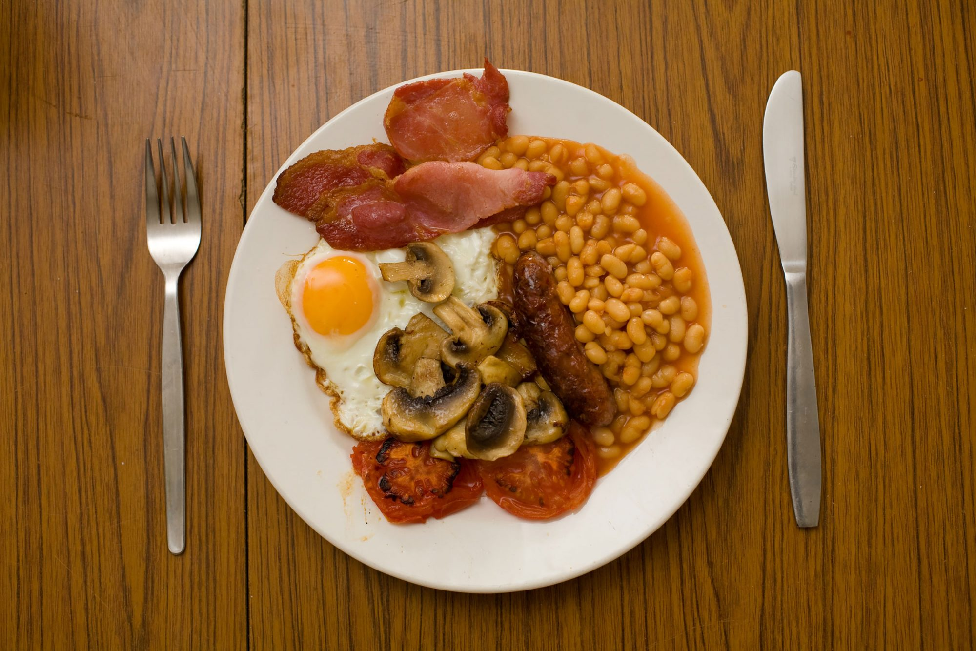 EC: The Fry-Up Police Are Judging Your Breakfast