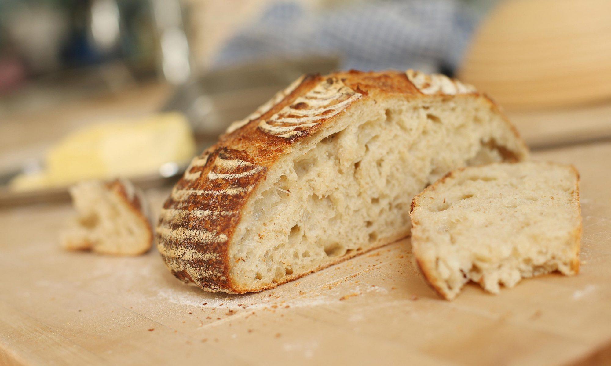 EC: Study Says Sourdough Isn't Actually Healthier Than White Bread