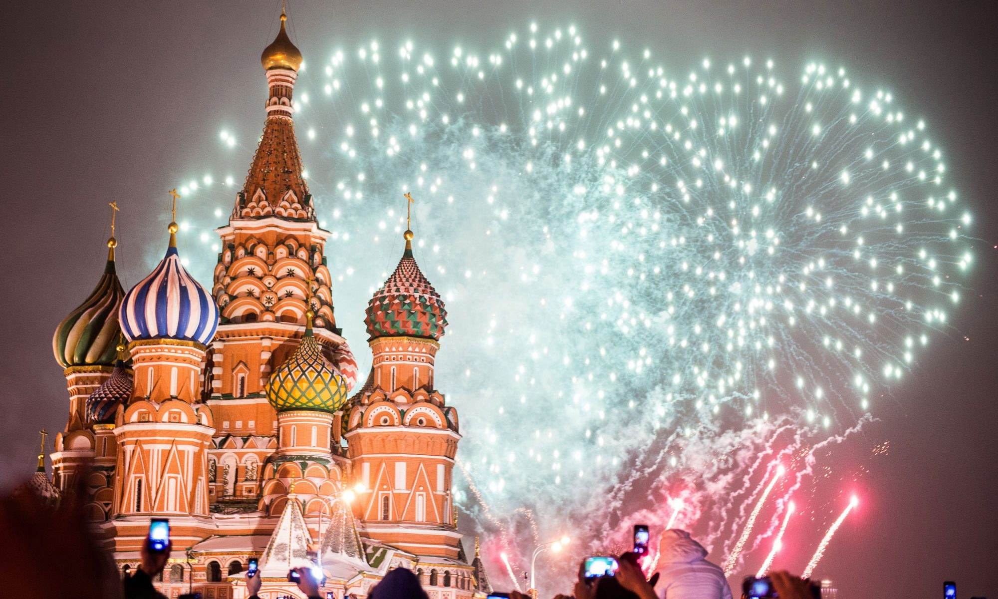 EC: How Russians Do New Year's Day Breakfast