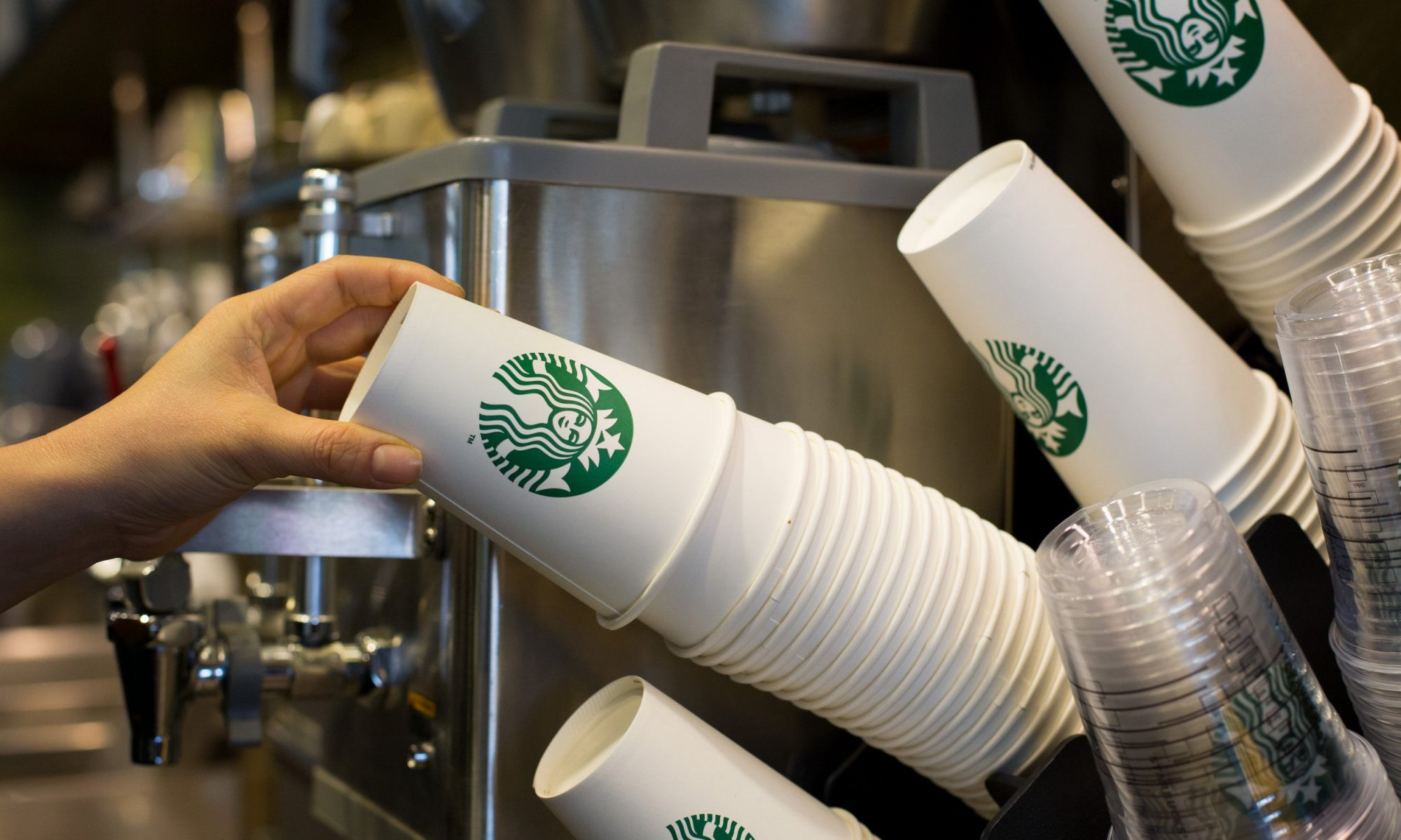 EC: The Real Reason Why Starbucks Uses Tall, Grande, and Venti