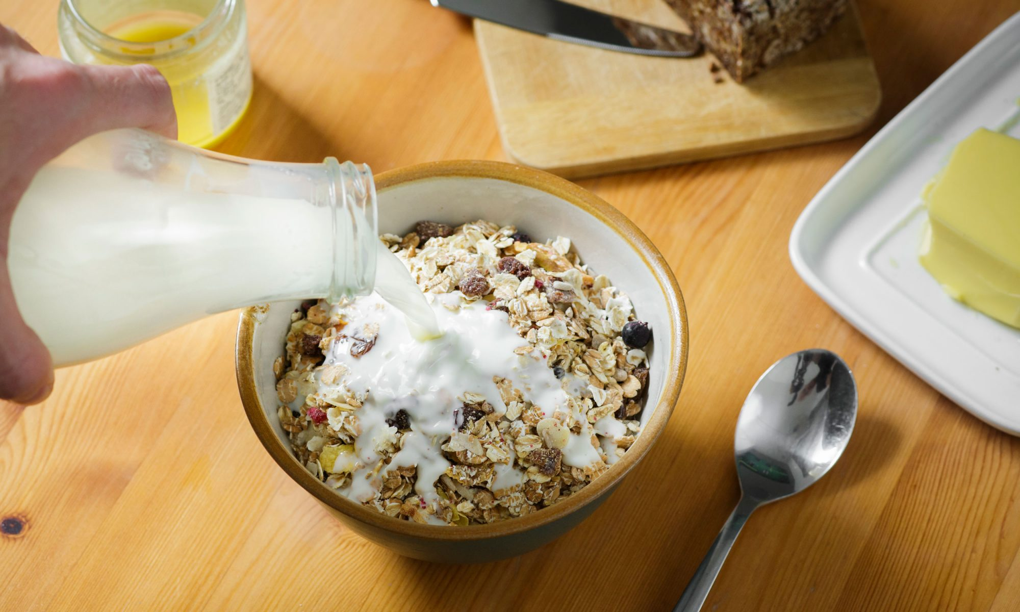 EC: Eating Nothing But Muesli on the High Seas Is a Terrible Idea