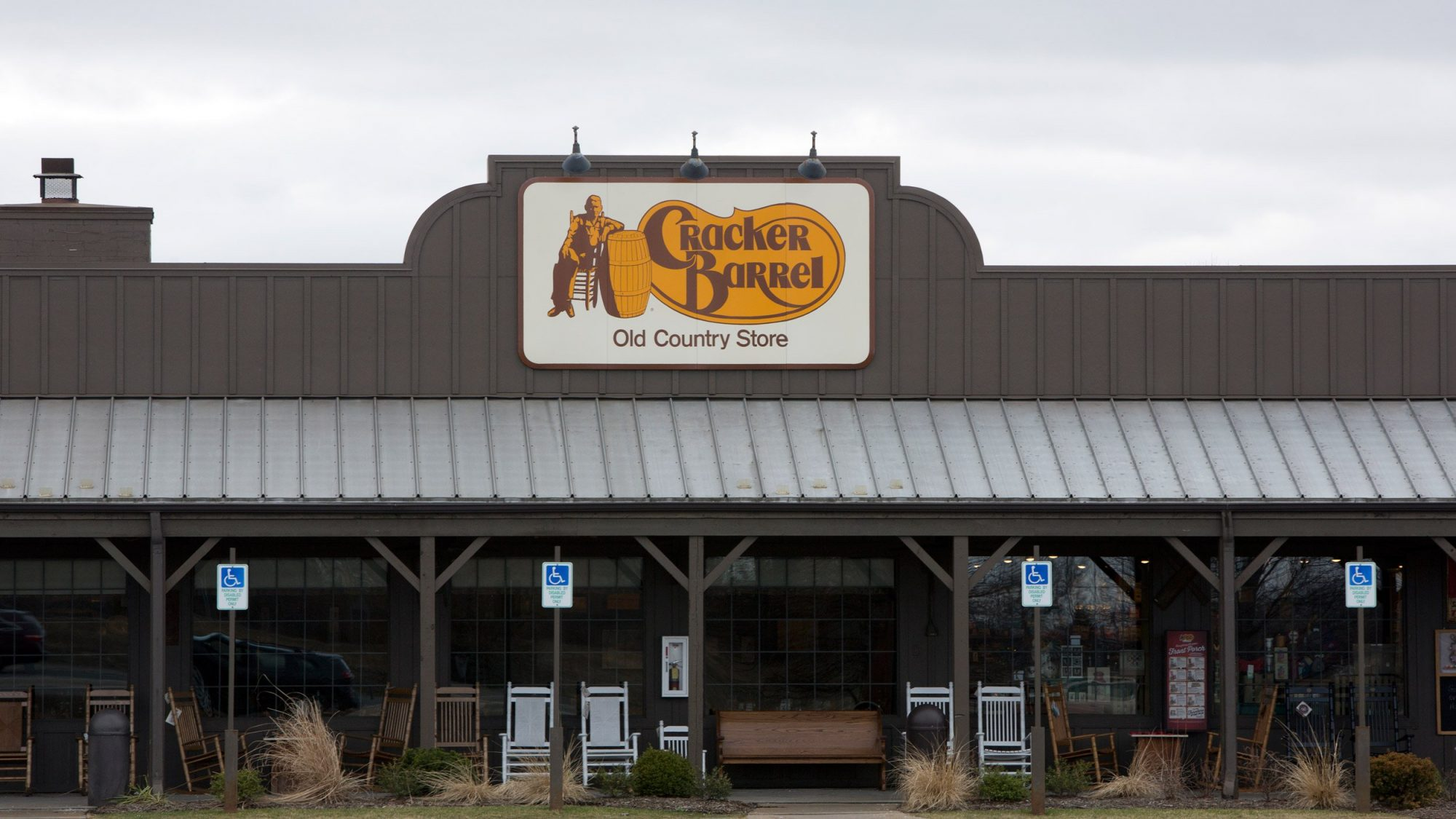 EC: People Are Trolling Cracker Barrel's Facebook Page After an Alleged Employee Firing