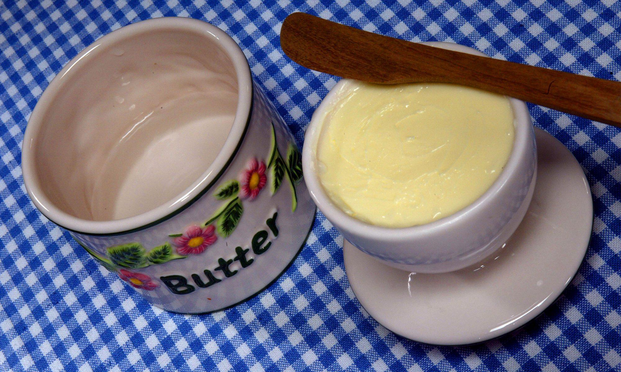 EC: A Butter Keeper Makes Everything Better