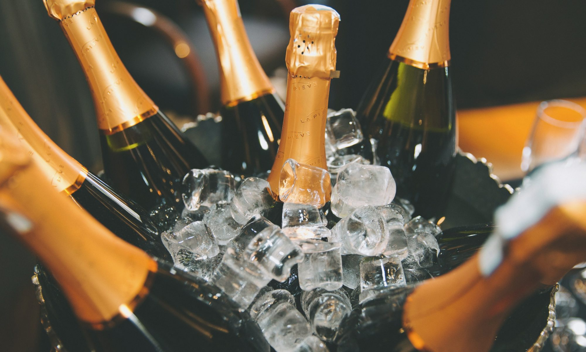 EC: You're Probably Storing Your Sparkling Wine Wrong