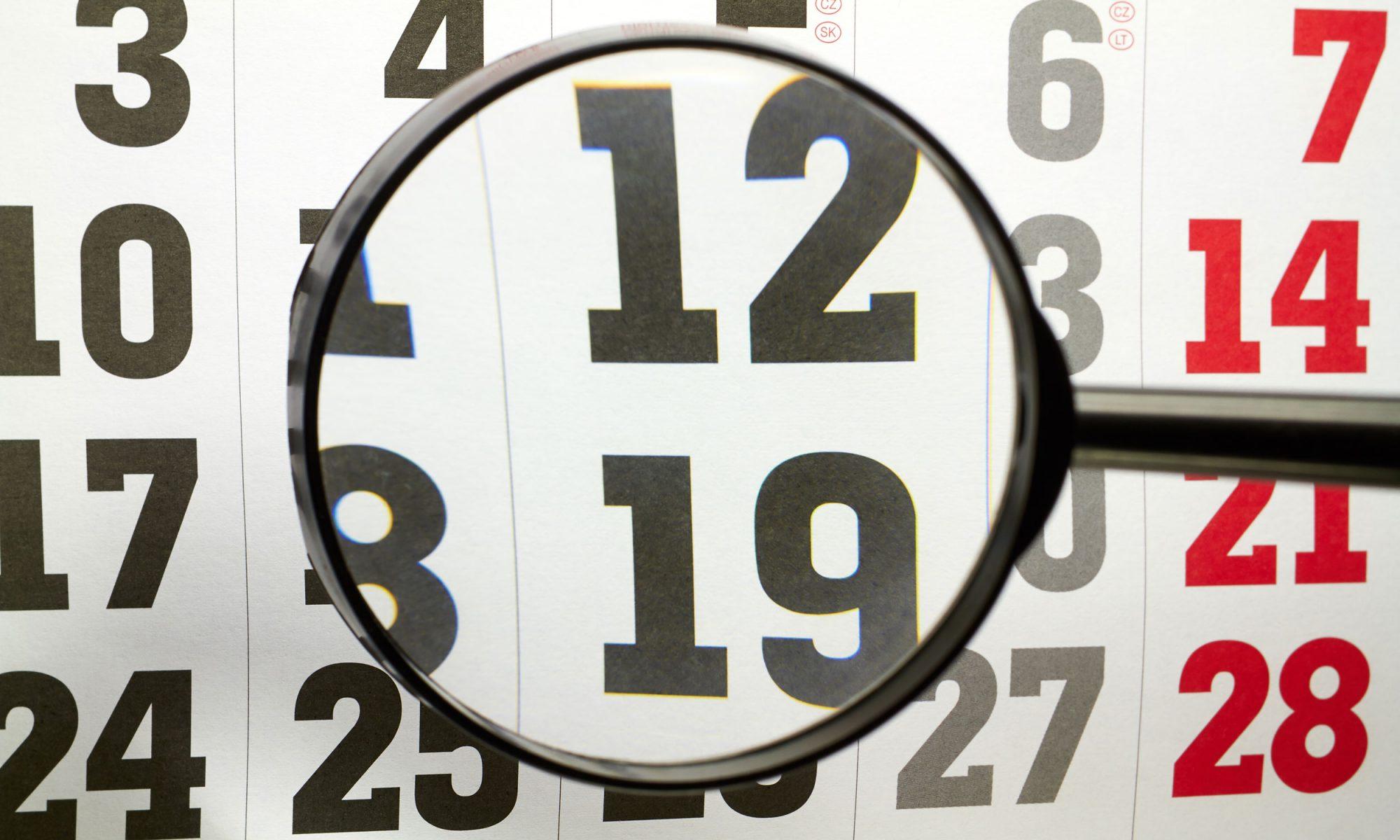 EC: 7 Breakfast Calendars to Kick Off Your 2017