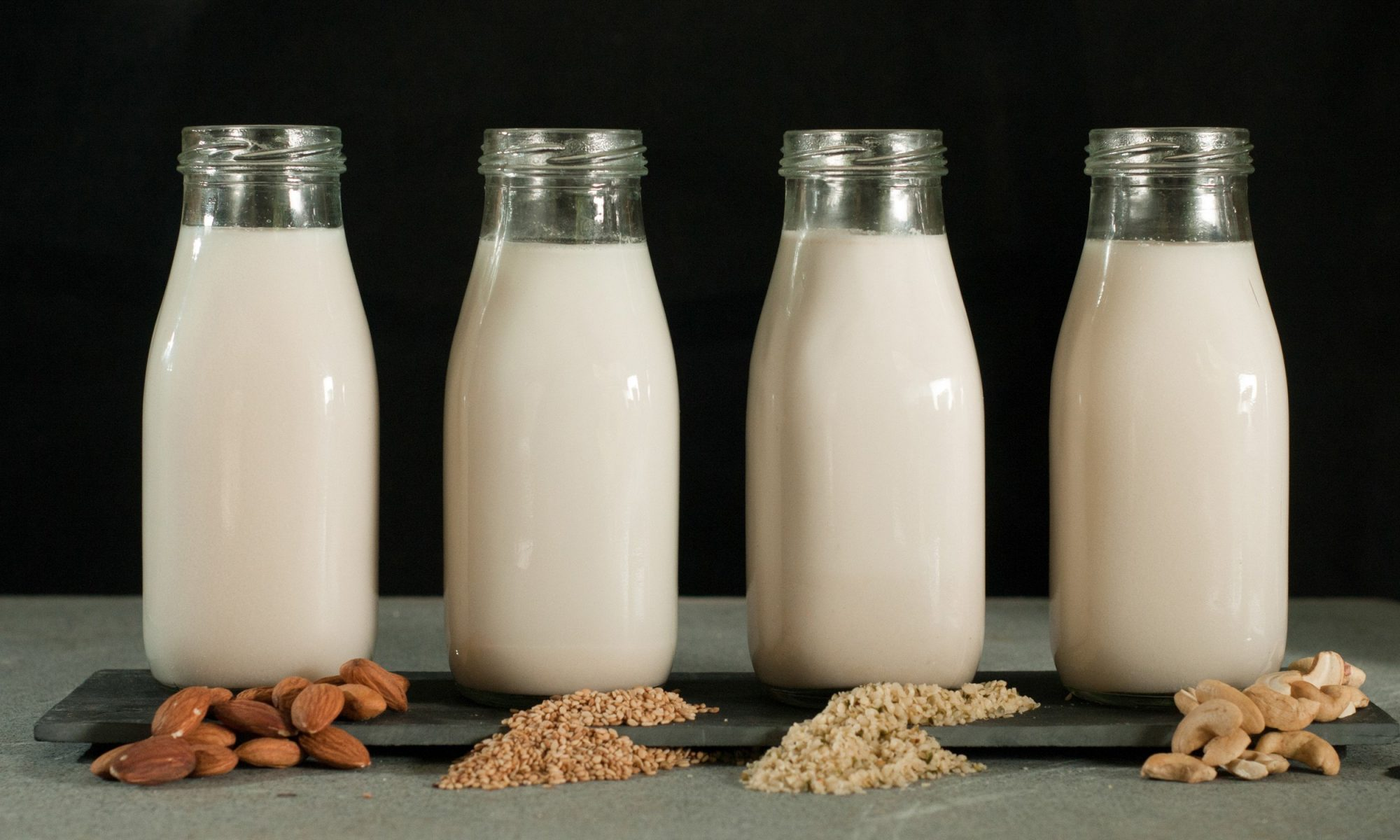 EC: EU Court Says Plant-Based Milks Can't Be Called 'Milk' Anymore