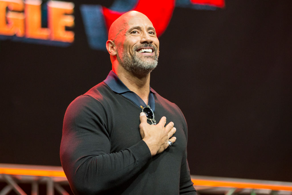 EC: The Rock Sets World Record for Cereal Box Dominos