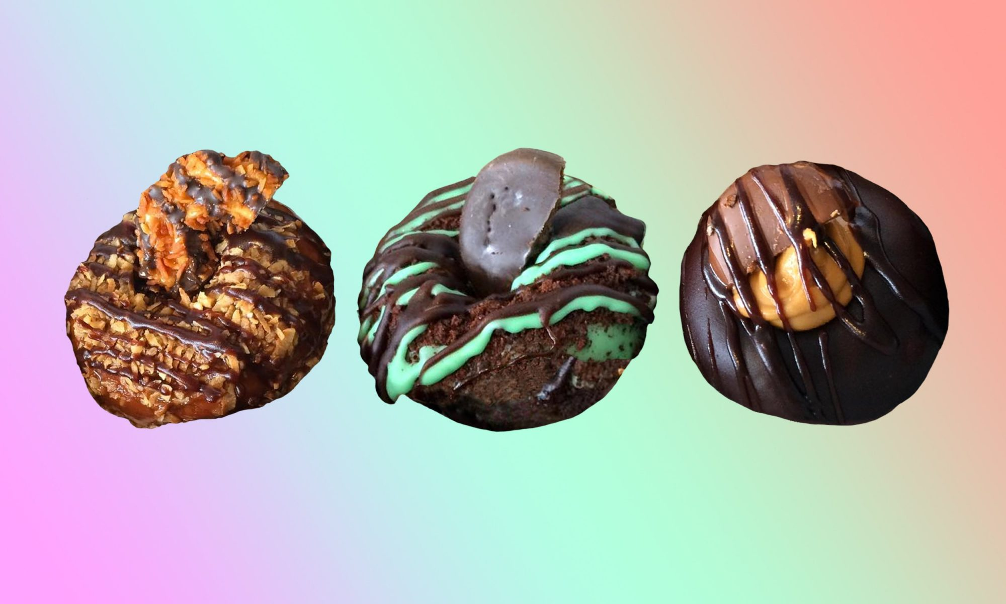 EC: These Girl Scout Cookie Doughnuts Sound Too Good to Be True