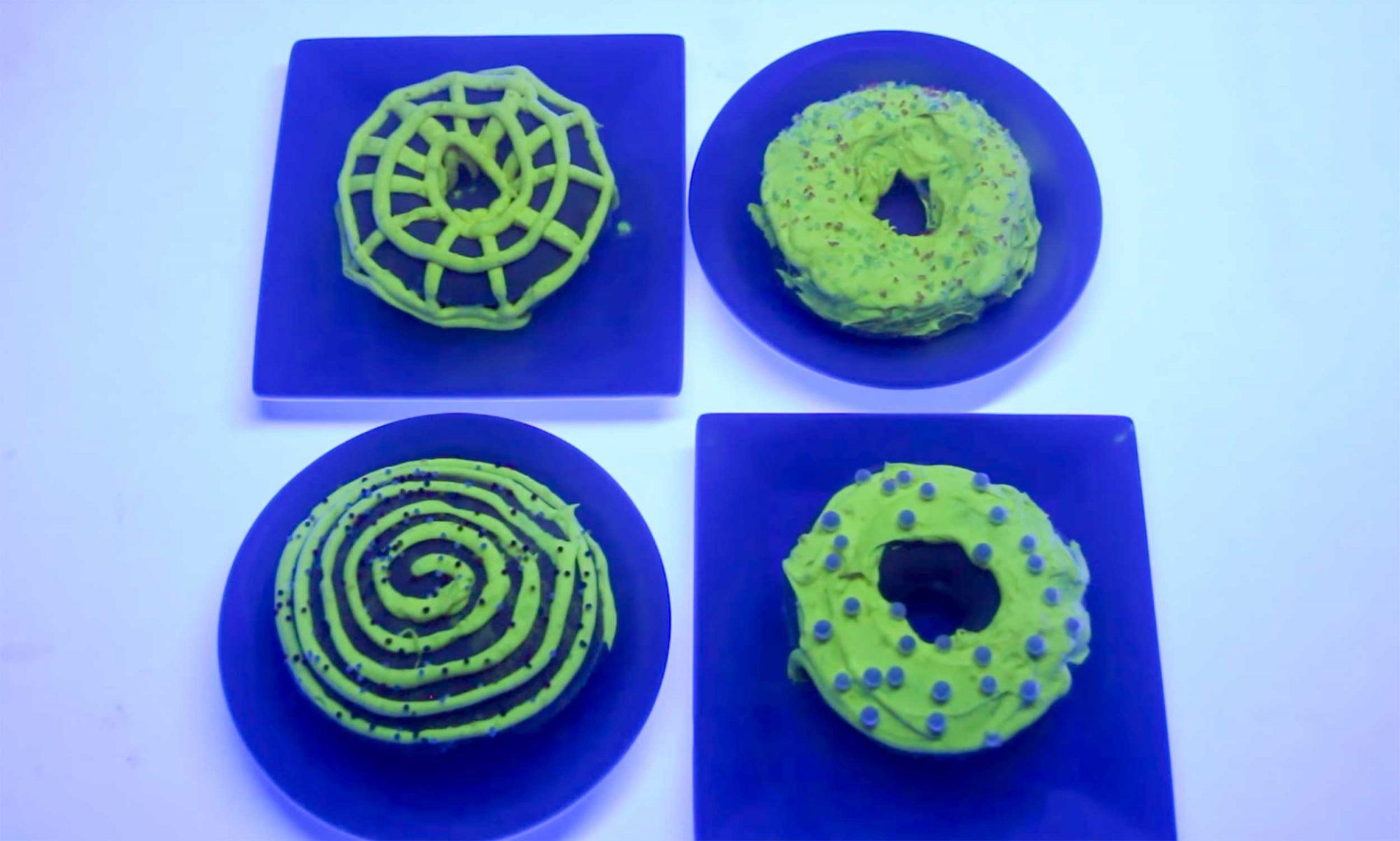 EC: DIY Glow-in-the-Dark Doughnuts Are Taking Over YouTube