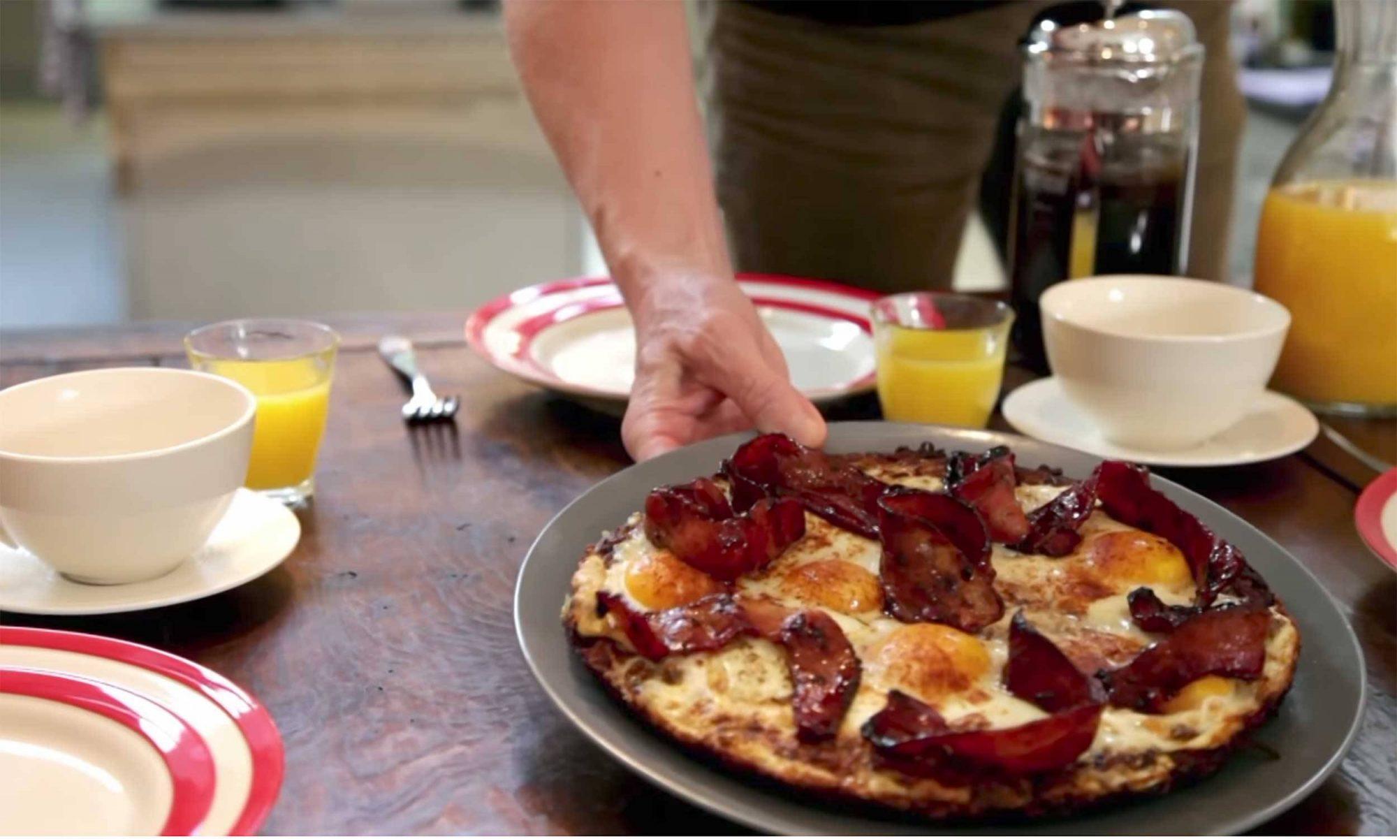 EC: Gordon Ramsay's 'American Breakfast' Is Confusing