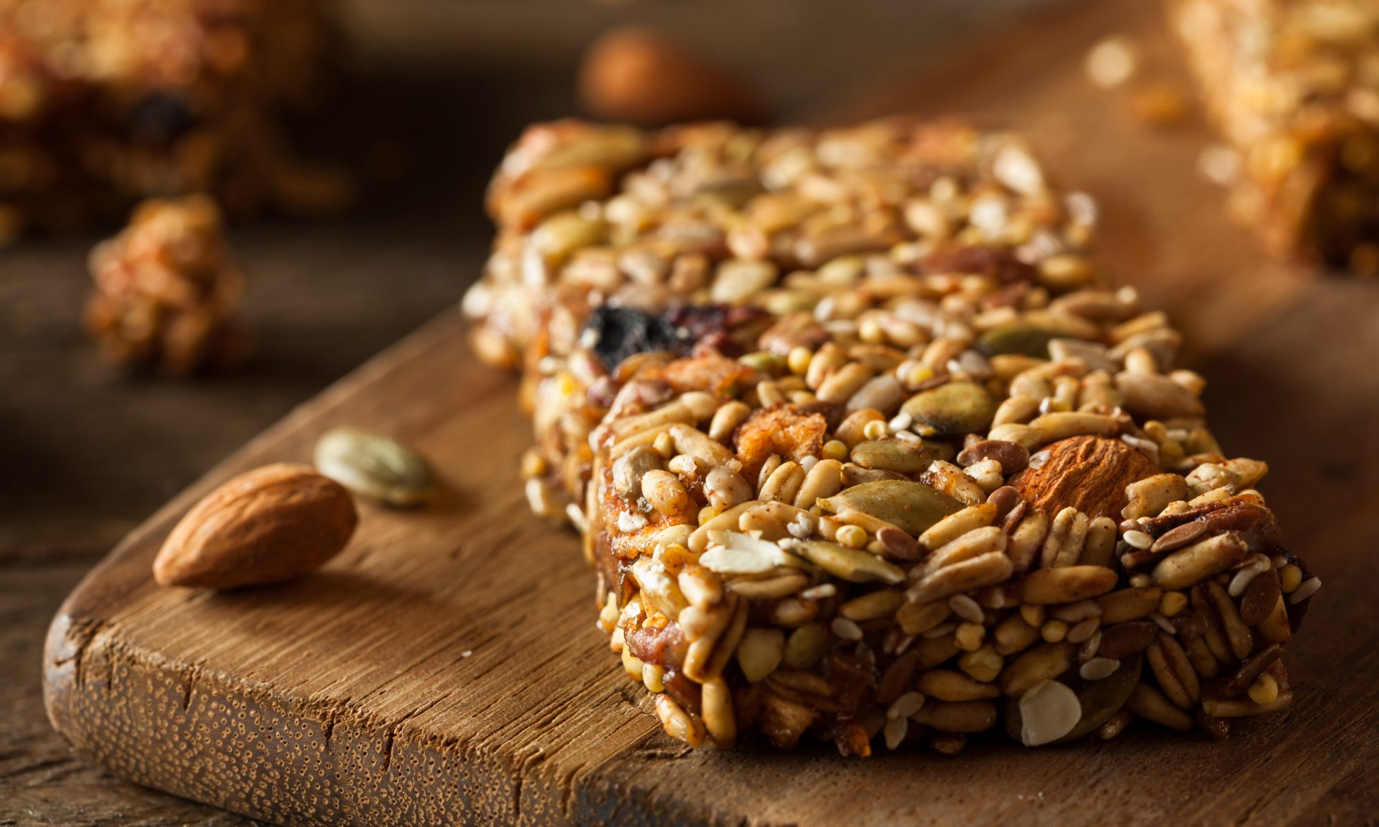 EC: Learn to Make Granola Bars, Become the Master of Your Own Destiny