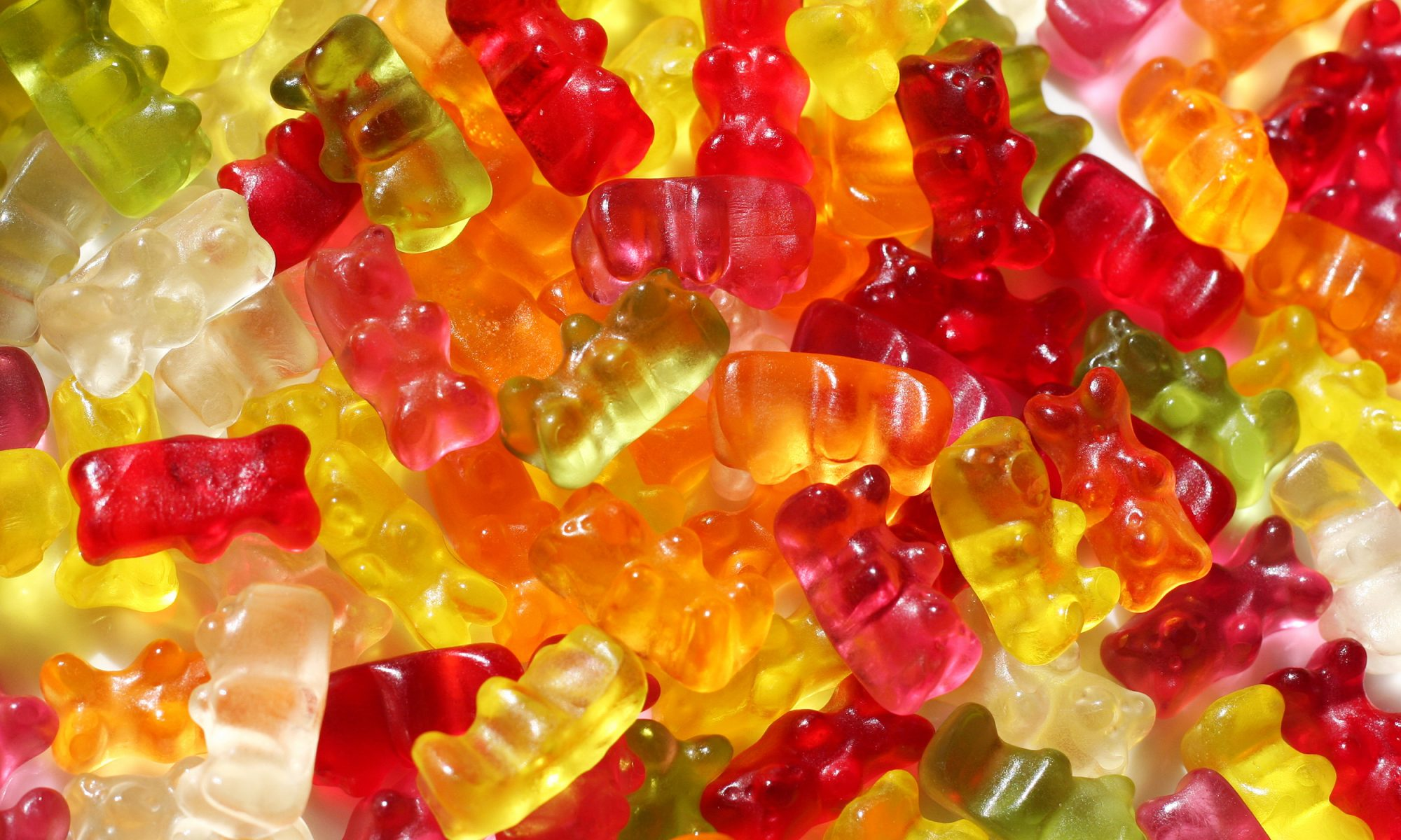 EC: Bourbon Gummy Bears Are Your Dad's New Favorite Candy