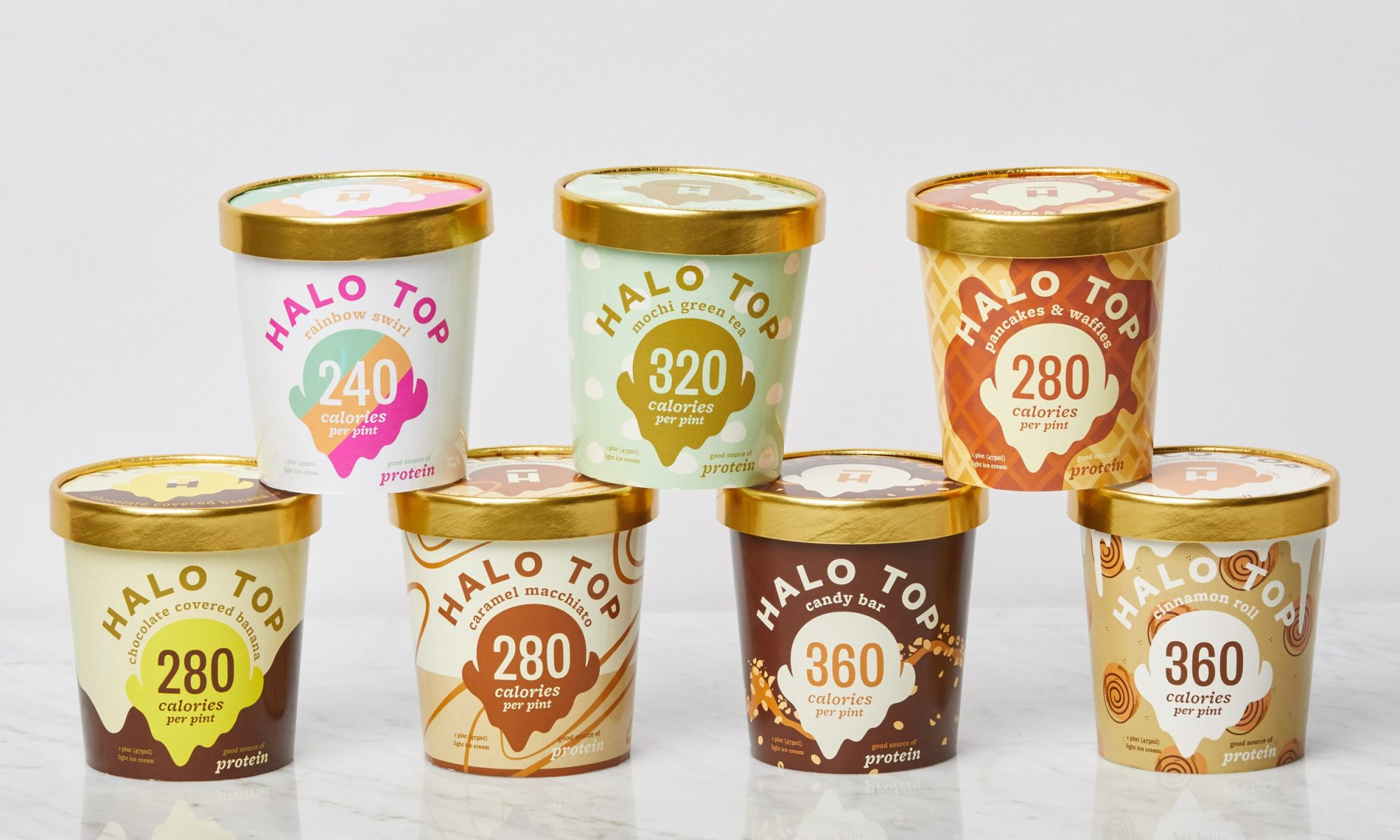 halo top new flavors