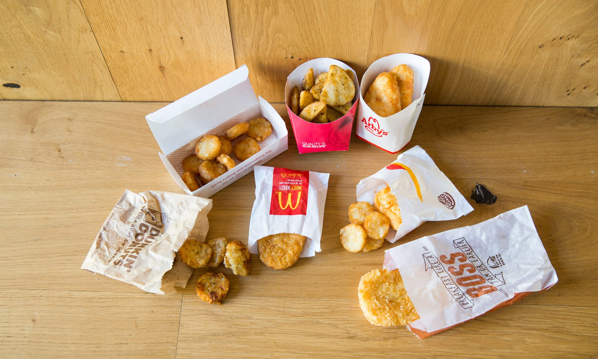 EC: I Ate 7 Fast Food Hash Browns in One Day, and Here's the Best One