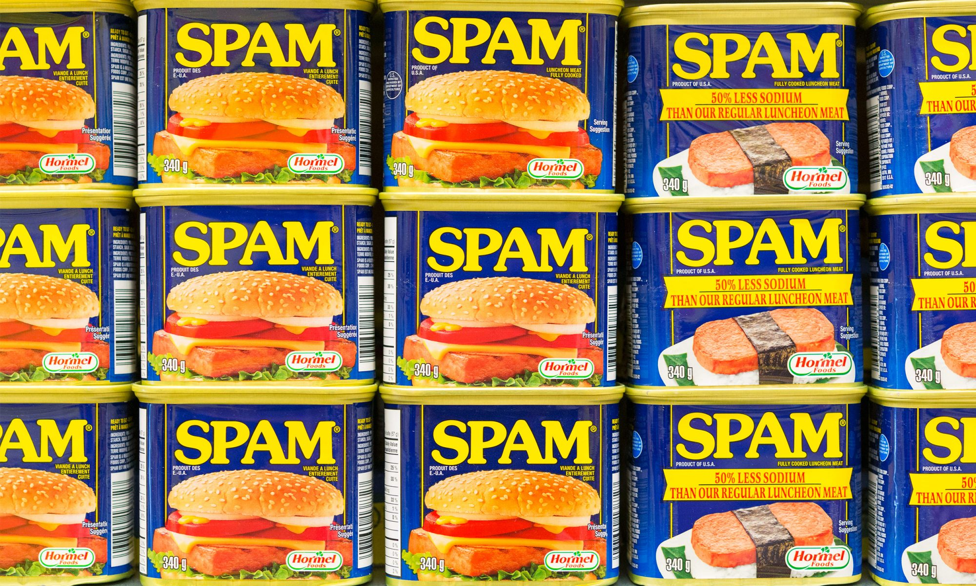 EC: Spam Bandits Are on the Loose in Hawaii