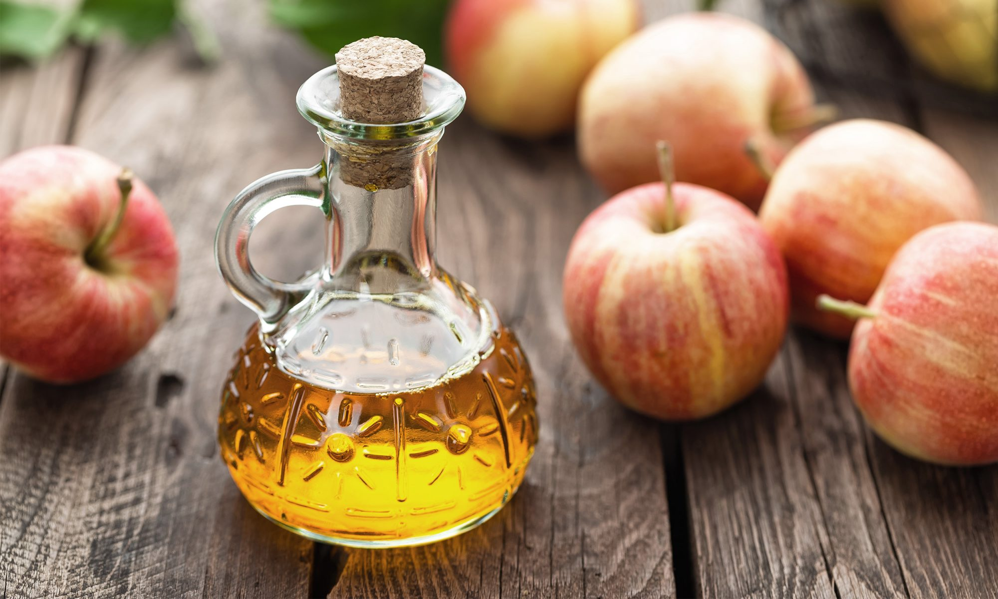 EC: What Are the Health Benefits of Apple Cider Vinegar?