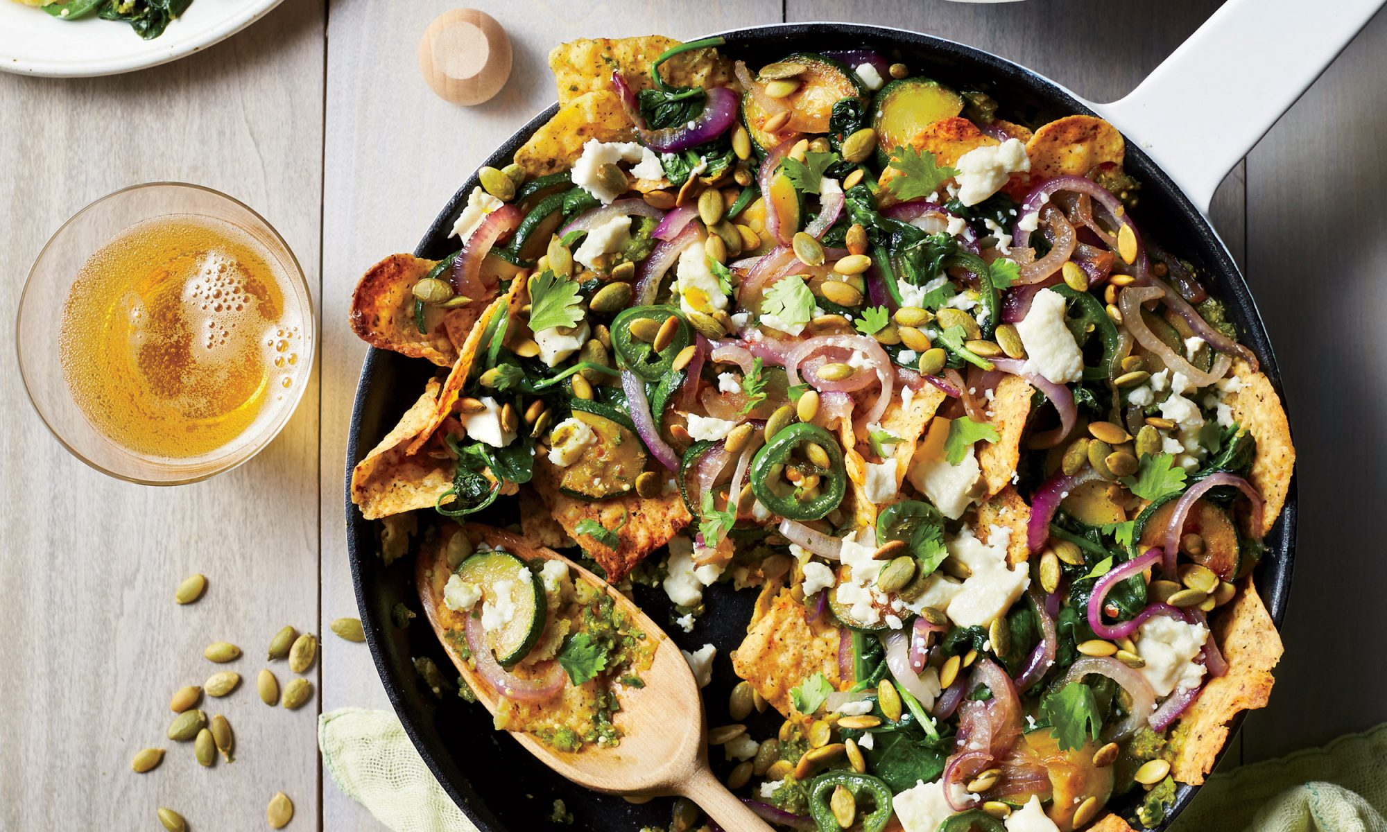 EC: This Healthy Chilaquiles Recipe Will Spice Up Your Breakfast Game