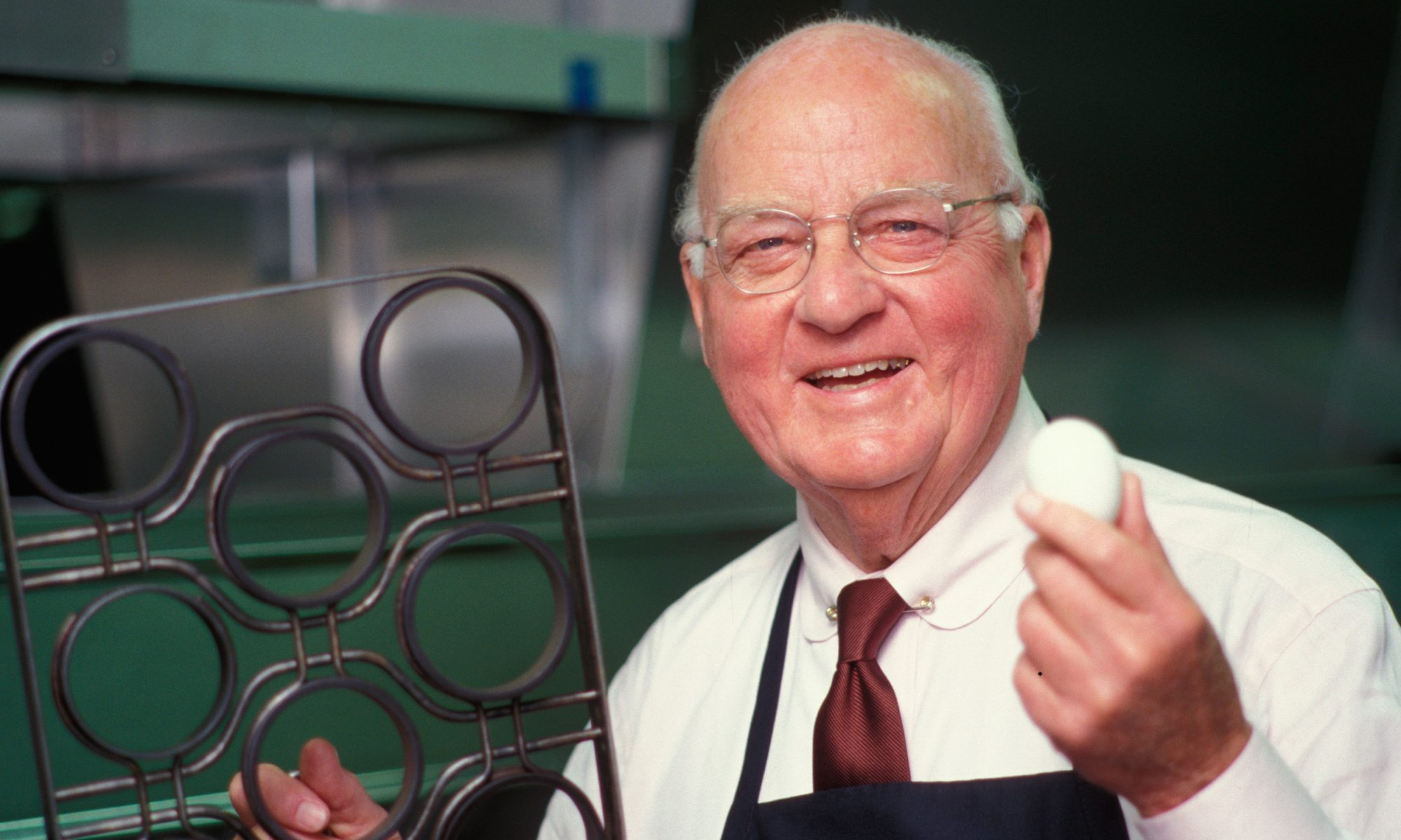 EC: Today's the Day to Celebrate the Inventor of the Egg McMuffin