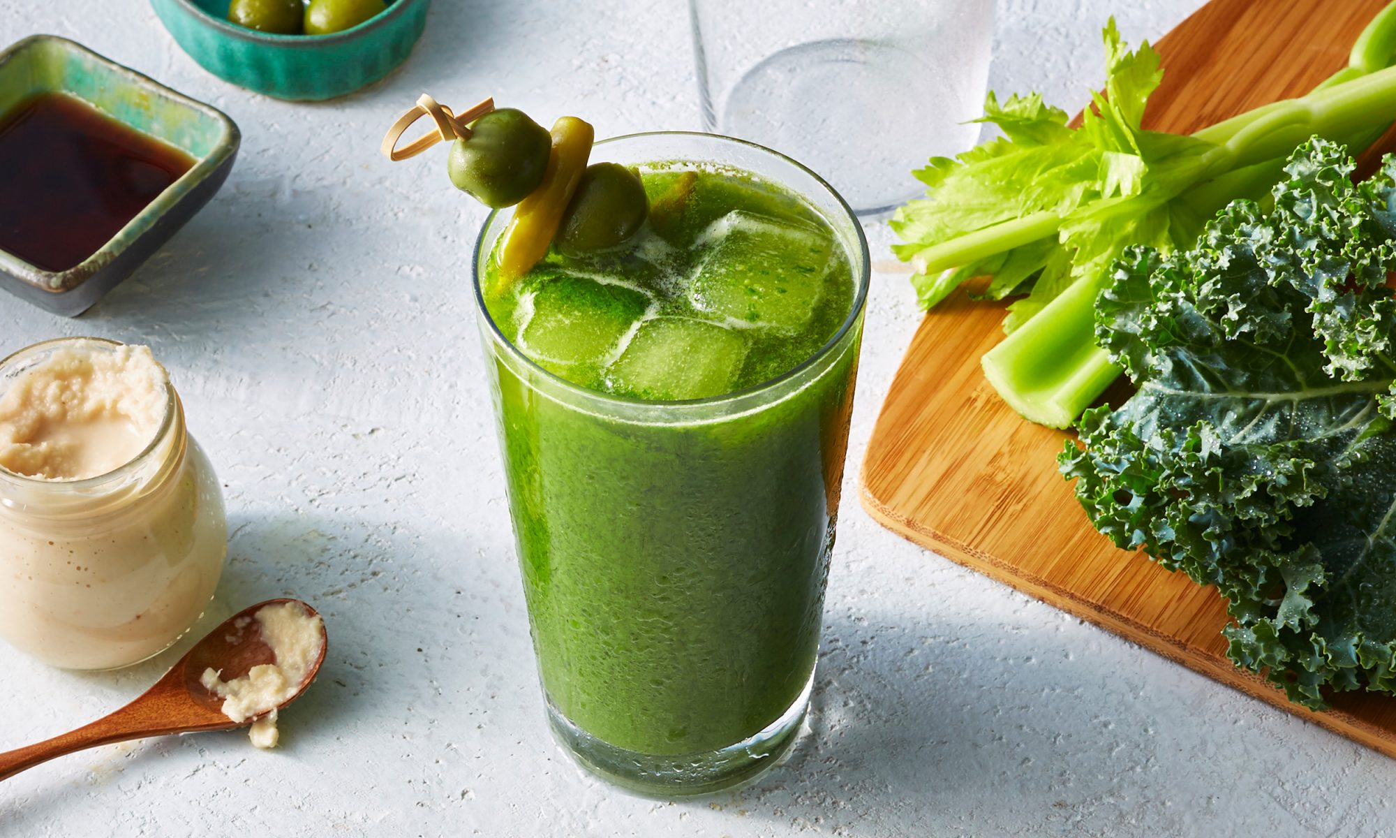 This Green Bloody Mary Is a Green Juice You'll Actually Like