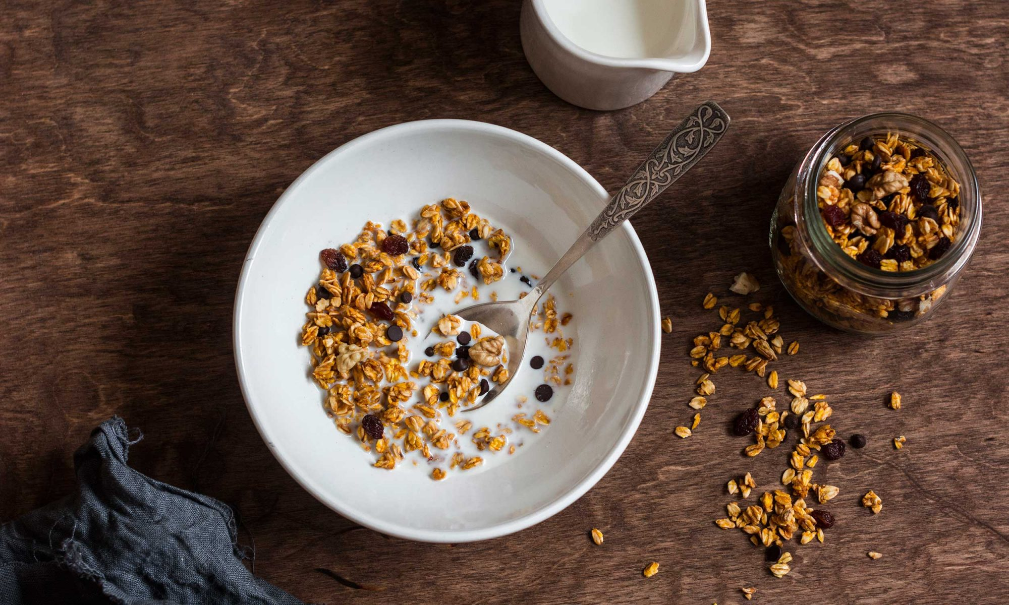 These Homemade Granola Recipes Will Save You All the Money