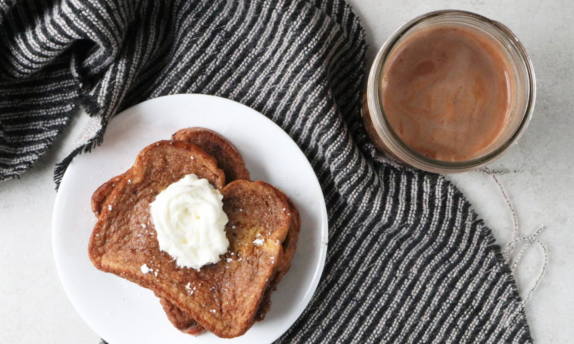 EC: How to Make the Best Hot Chocolate French Toast