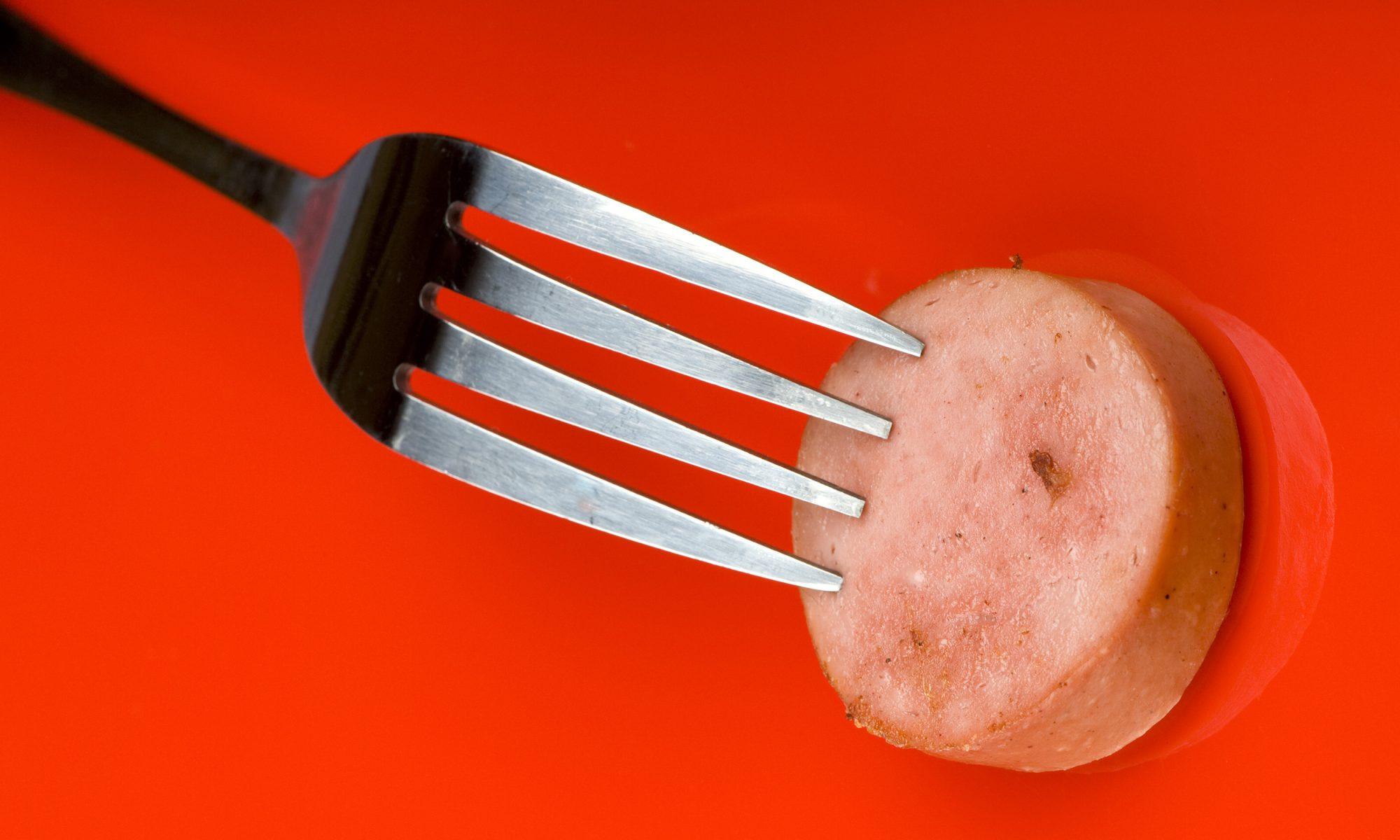 hot dog fork