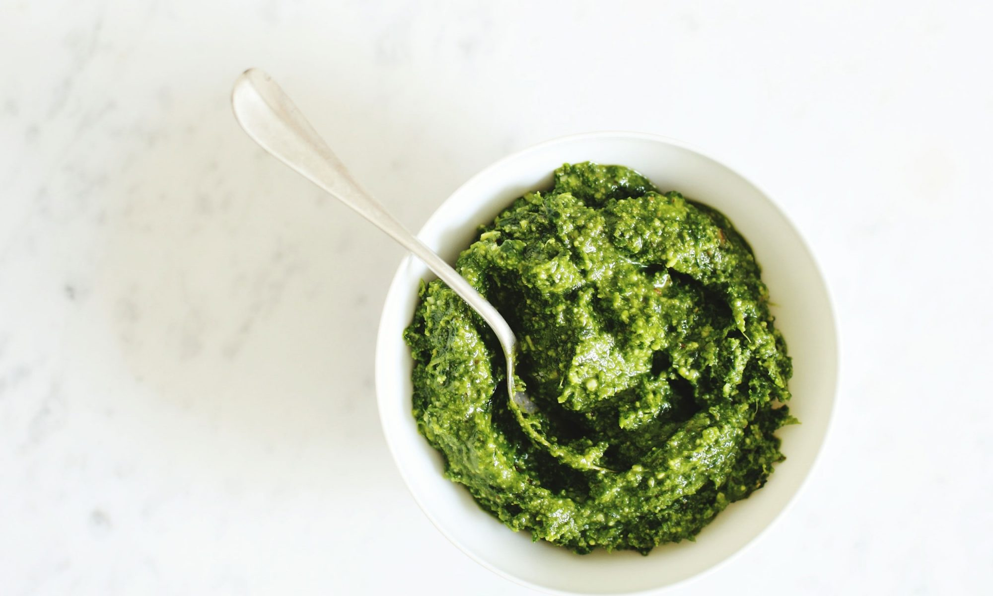 This Garlicky Herb Condiment Is What Your Breakfast Has Been Missing