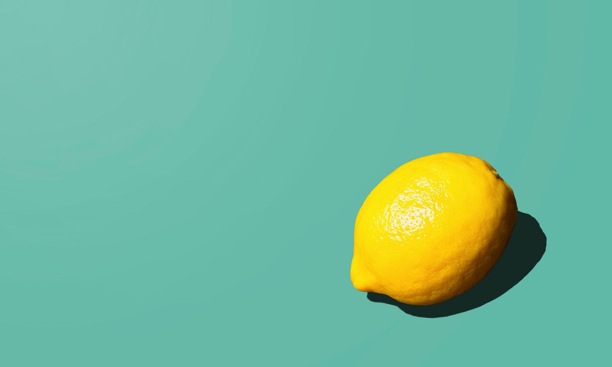 Instant Pot Lemons Are Basically Candy