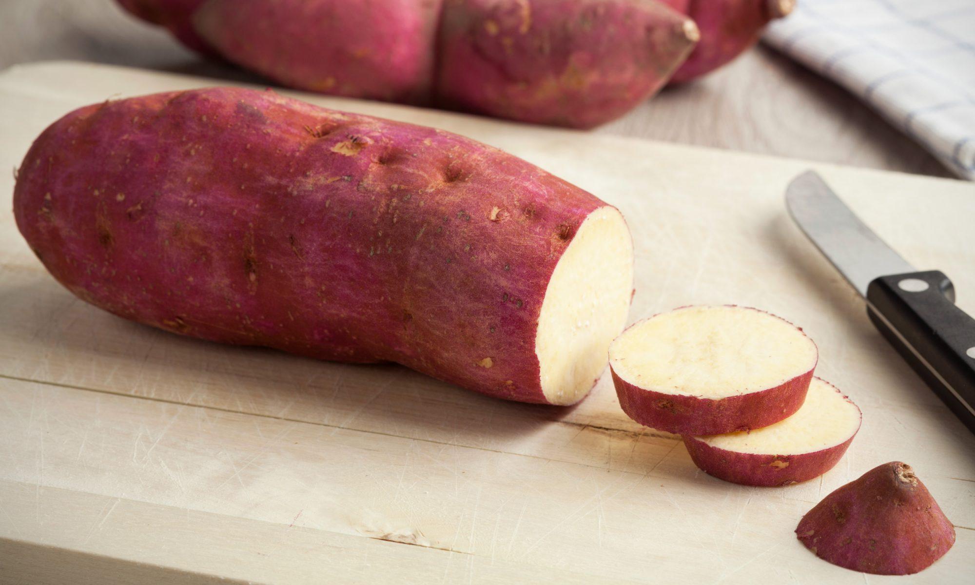 This Sweet Potato Kicks Bread's Butt