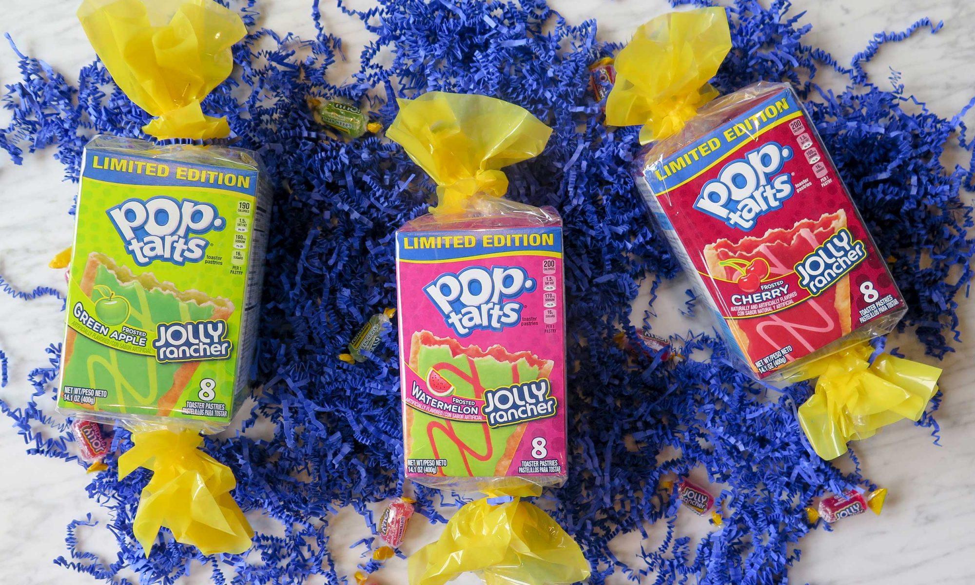 EC: Jolly Rancher Pop-Tarts Taste Just Like Jolly Ranchers