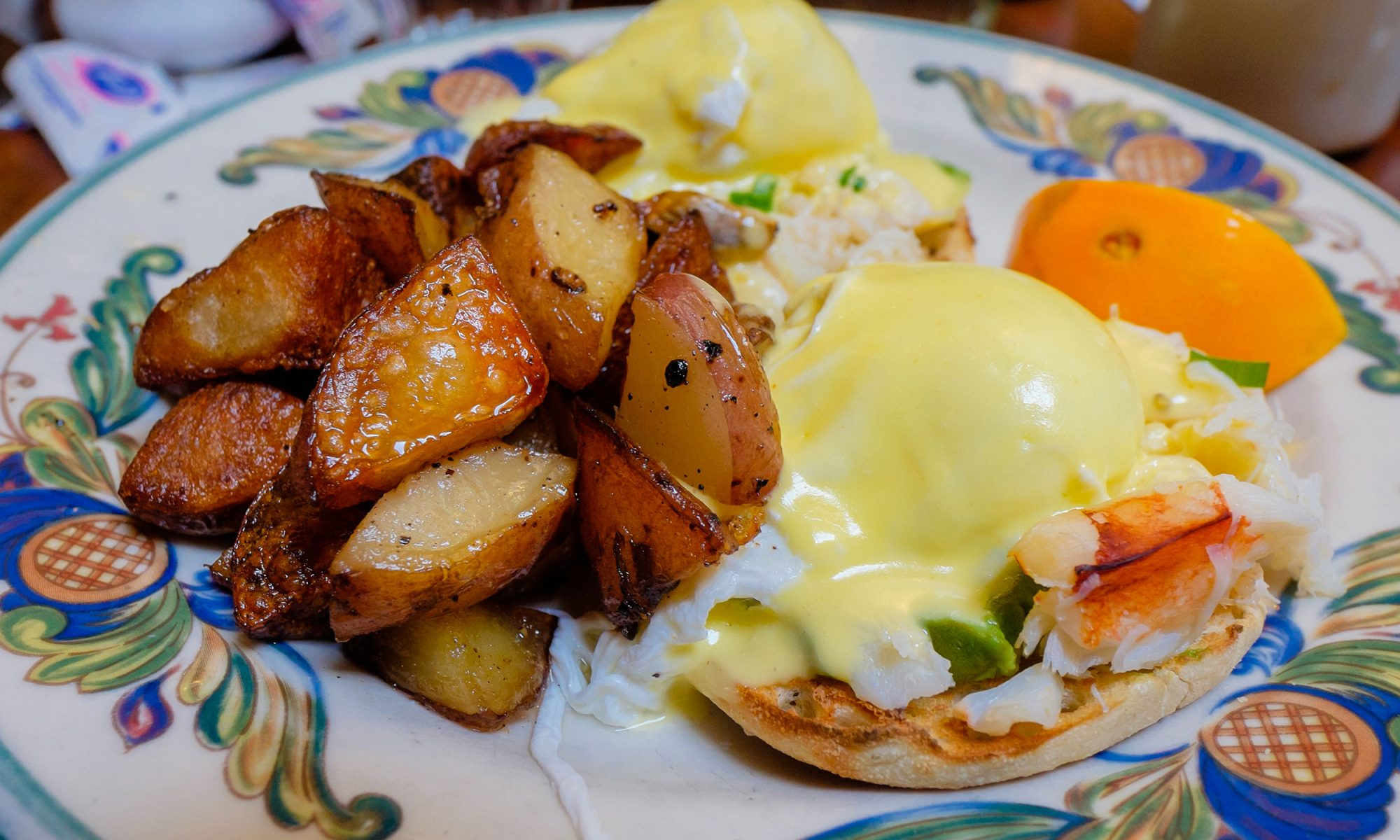 EC: Crab Eggs Benedict Is the Summery Eggs Benedict You Need to Try