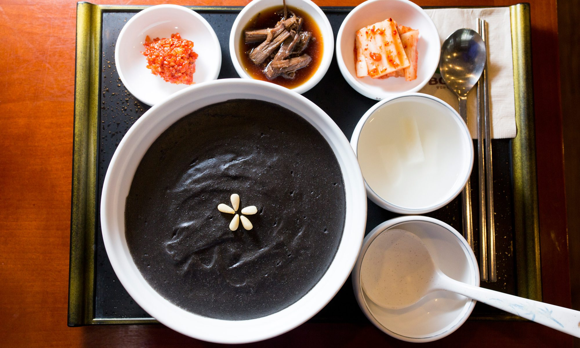 EC: Eat Korean Rice Porridge the Next Time You're Hungover