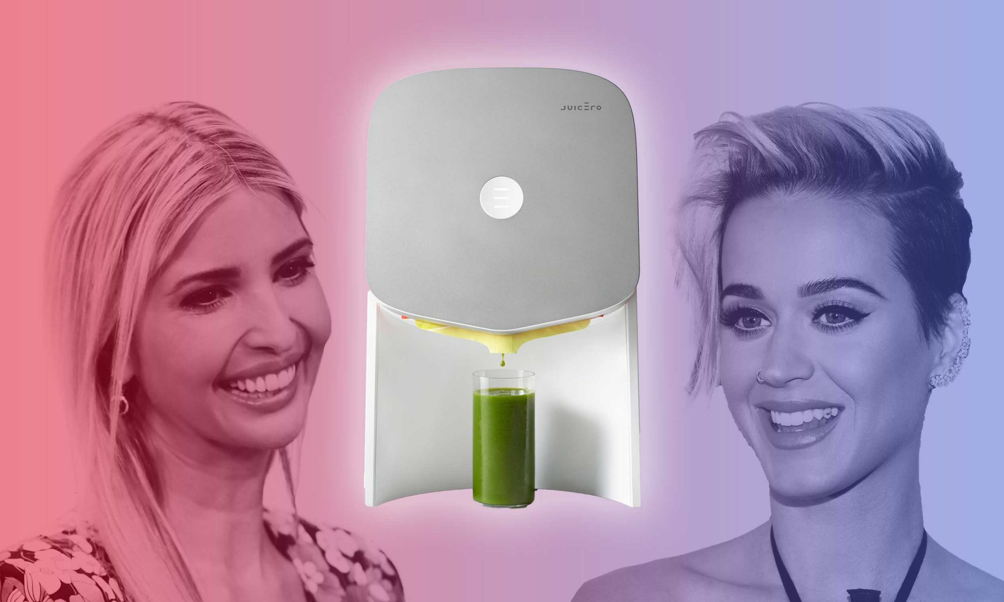 EC: The One Thing Ivanka Trump and Katy Perry Can Agree On Is This $400 Juicer