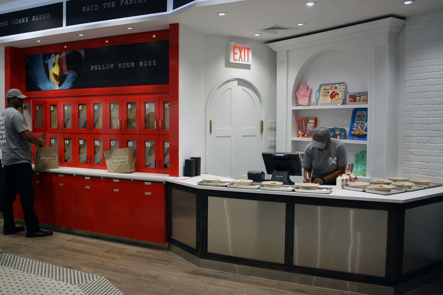 EC: Kellogg's Is Opening a New and Improved Cereal Cafe in New York