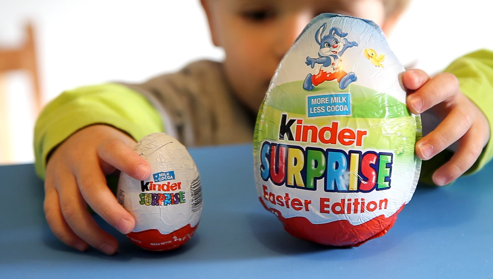 EC: The Kinder Egg Surprise Is Finally Coming to the USA