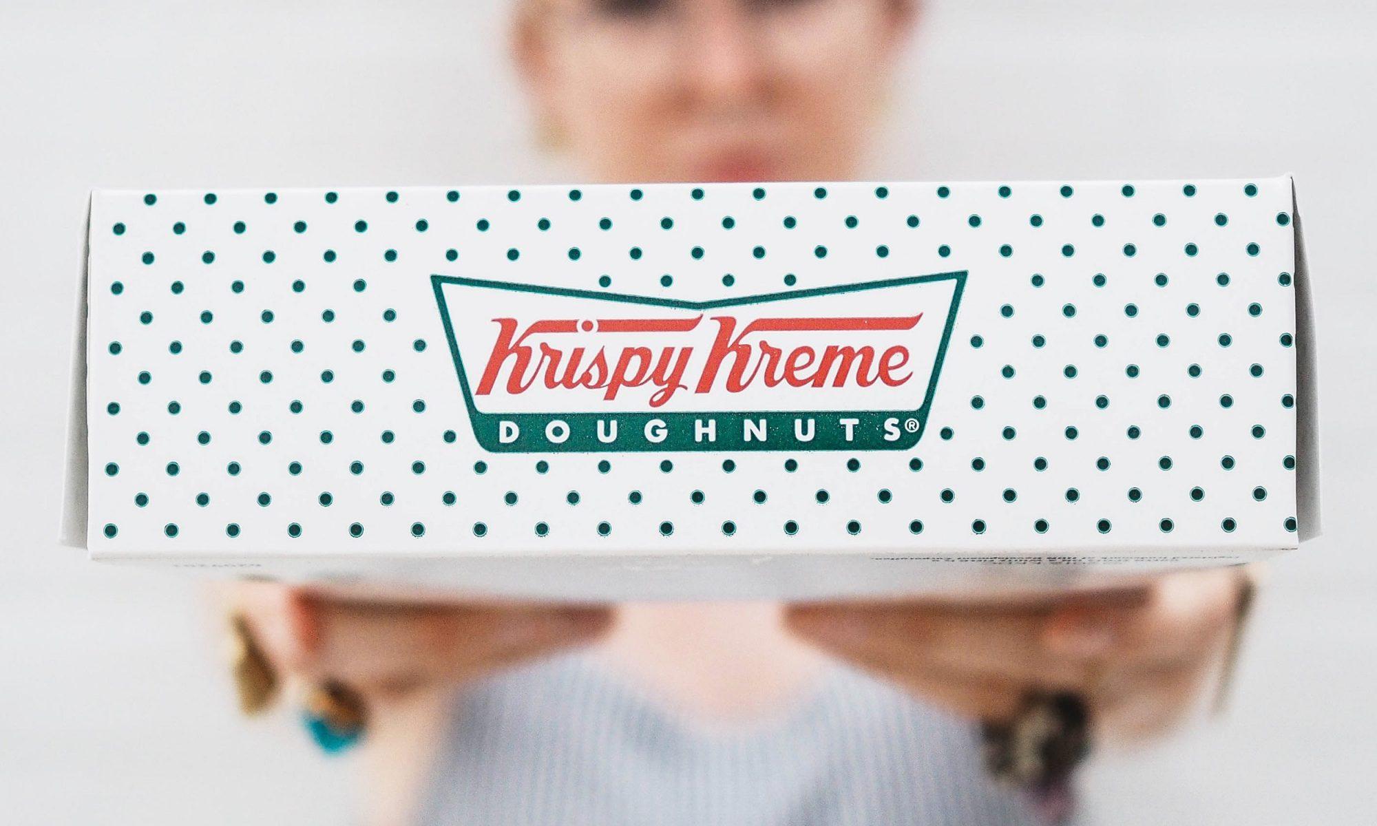 EC: Krispy Kreme's Friday the 13th Deal: Get 2 Dozen Doughnuts for Just $13