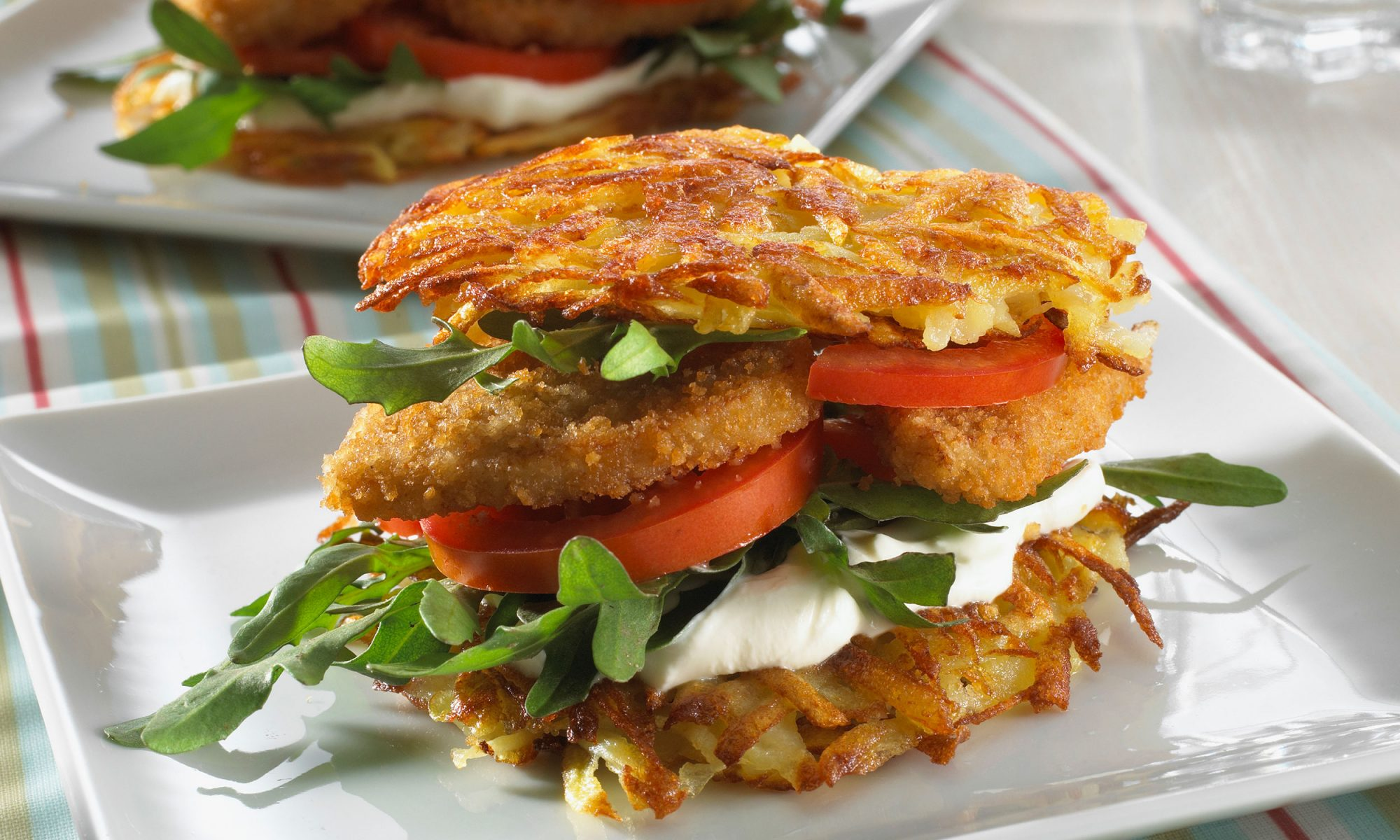 EC: Leftover Latkes Make a Superior Breakfast Sandwich