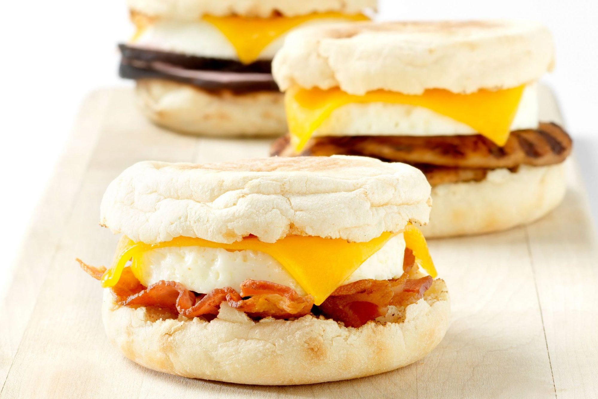 EC: DIY Microwave Egg Sandwiches Will Save You Time and Money