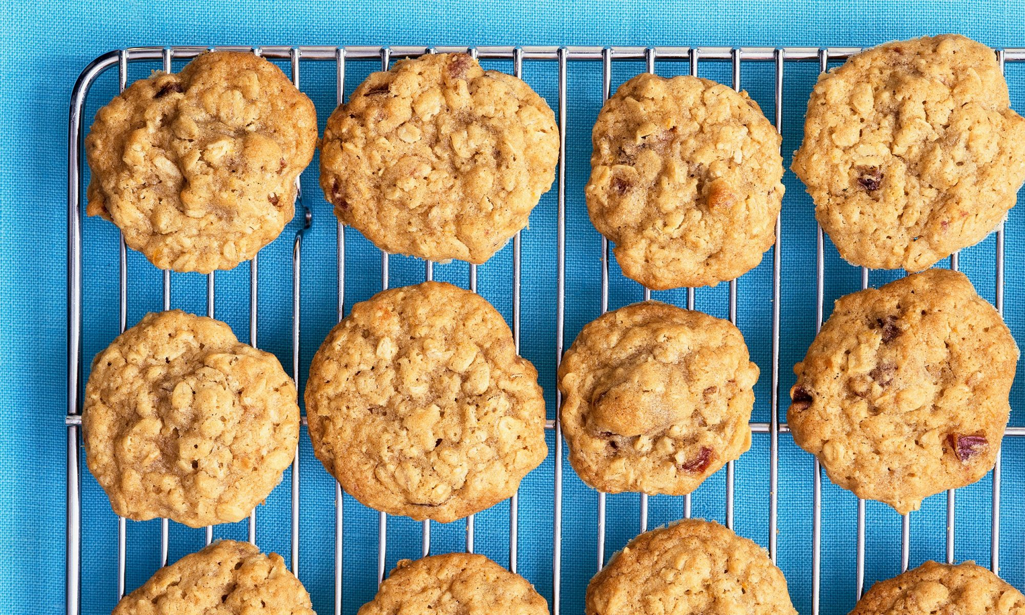 EC: How to Make Cookies from Leftover Oatmeal