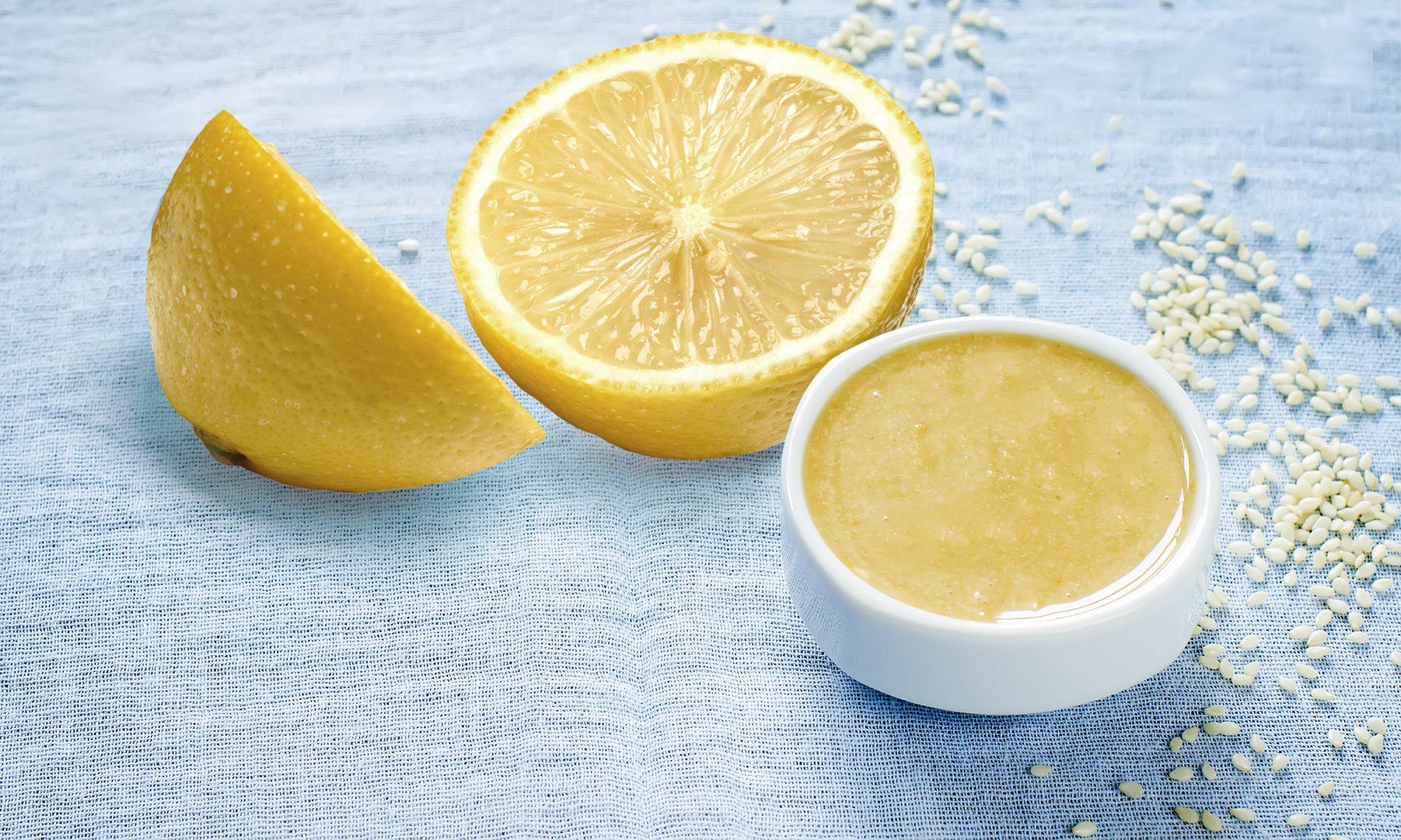 EC: Your New Favorite Flavor Pairing: Tahini and Lemon