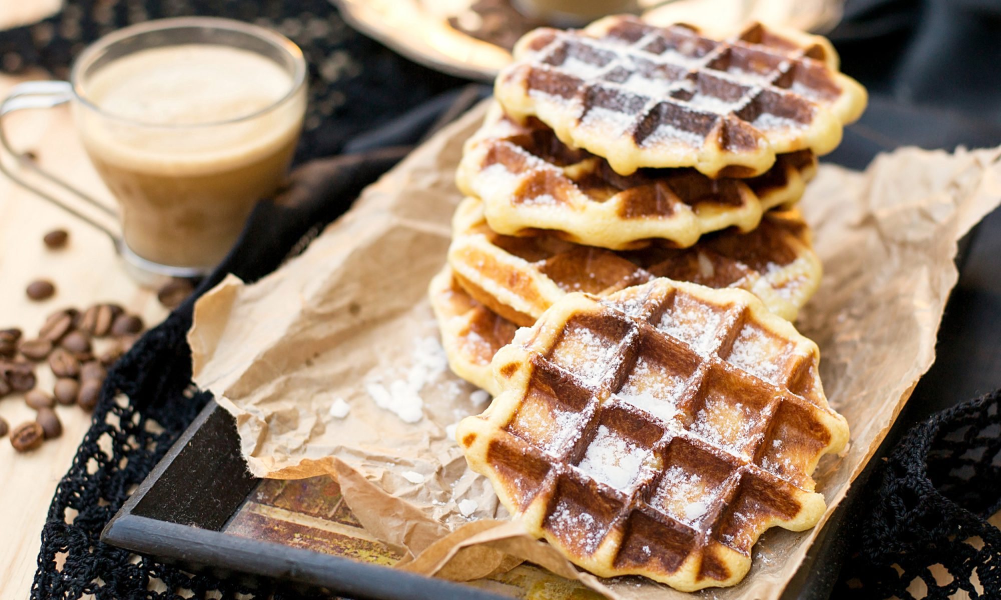 Get a Little Fancy with Your Basic Waffle Batter