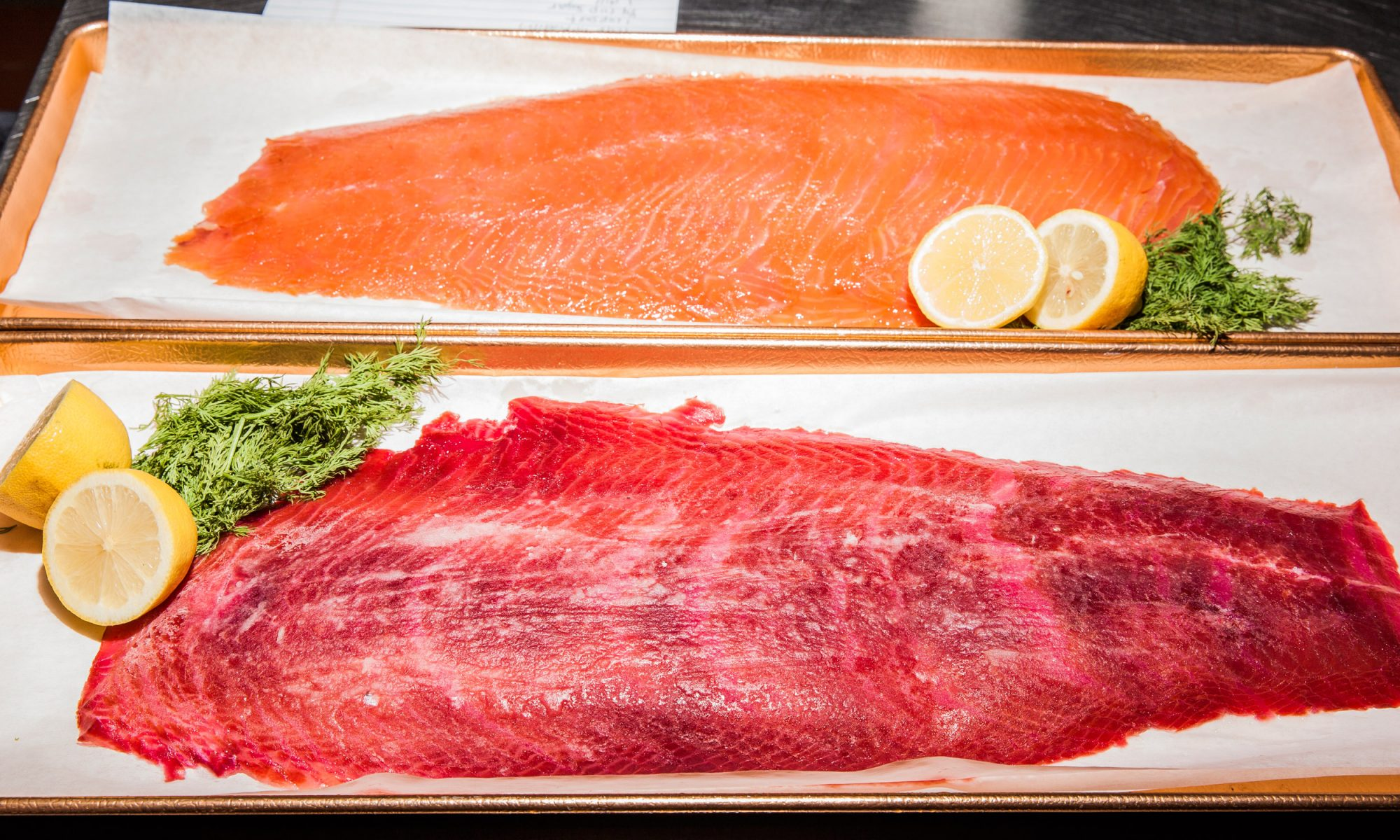 EC: Yes, You Can Make Beet-Cured Lox at Home