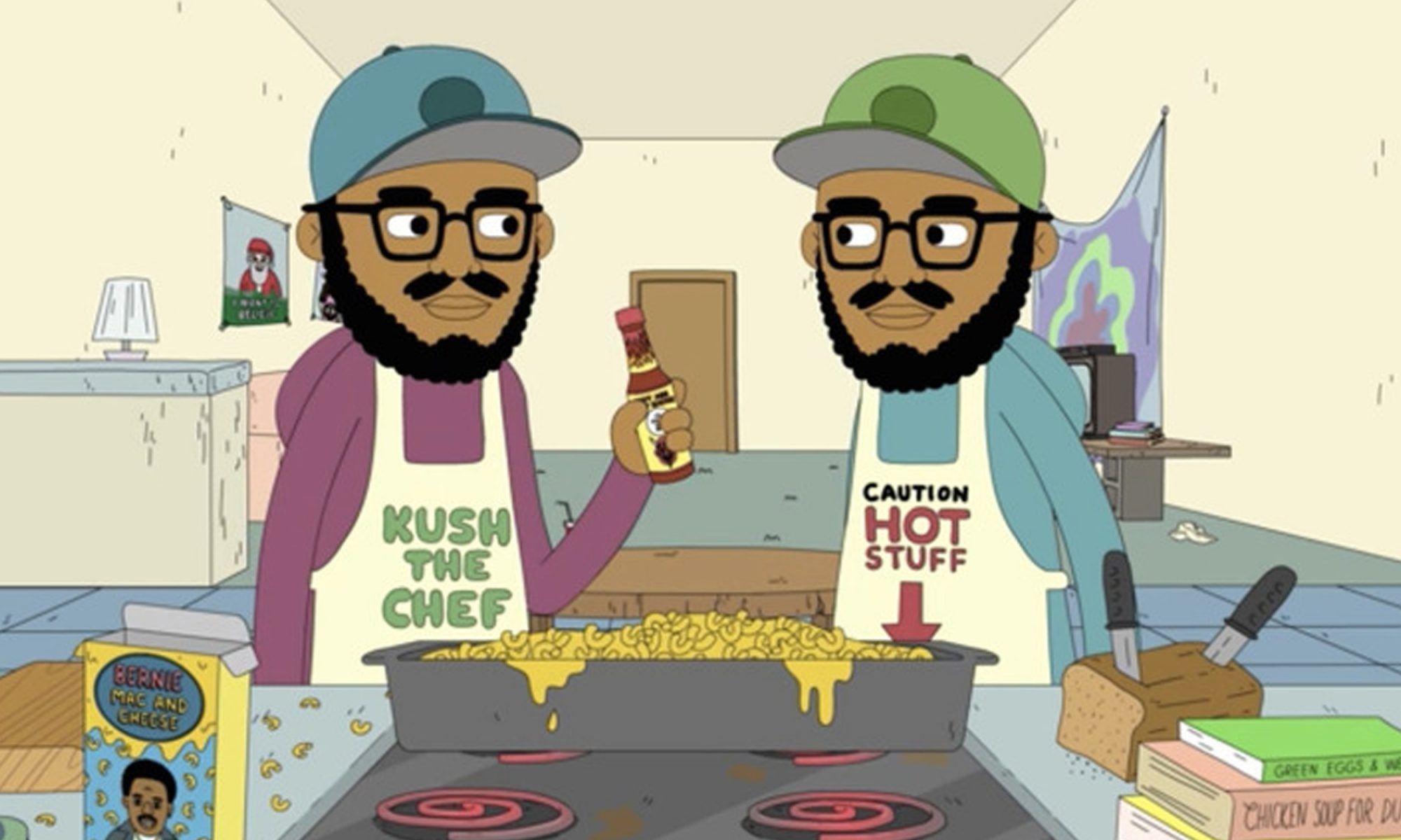 EC: How the Lucas Bros. Do Breakfast