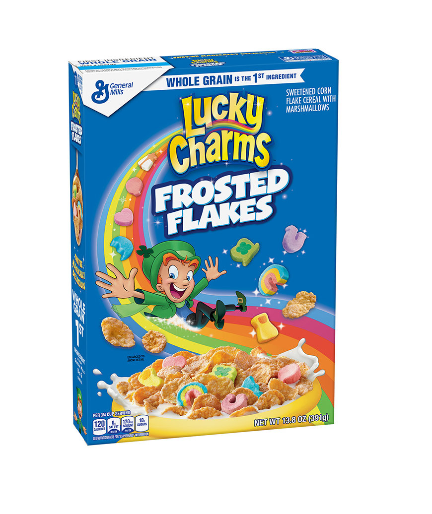 EC: You Can Buy a Box of Lucky Charms Frosted Flakes Soon
