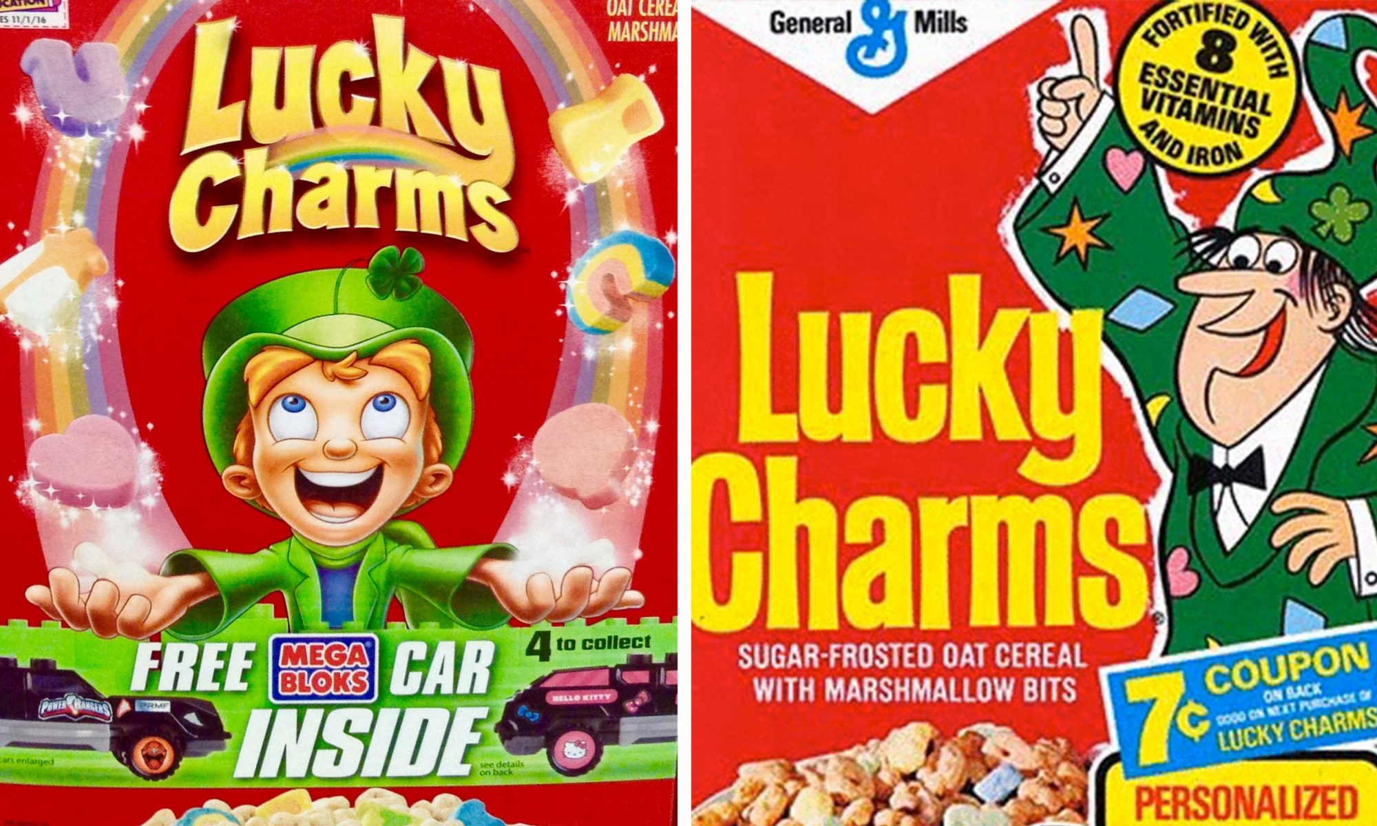 EC: The Lucky Charms Mascot Was Almost a Wizard Named Waldo