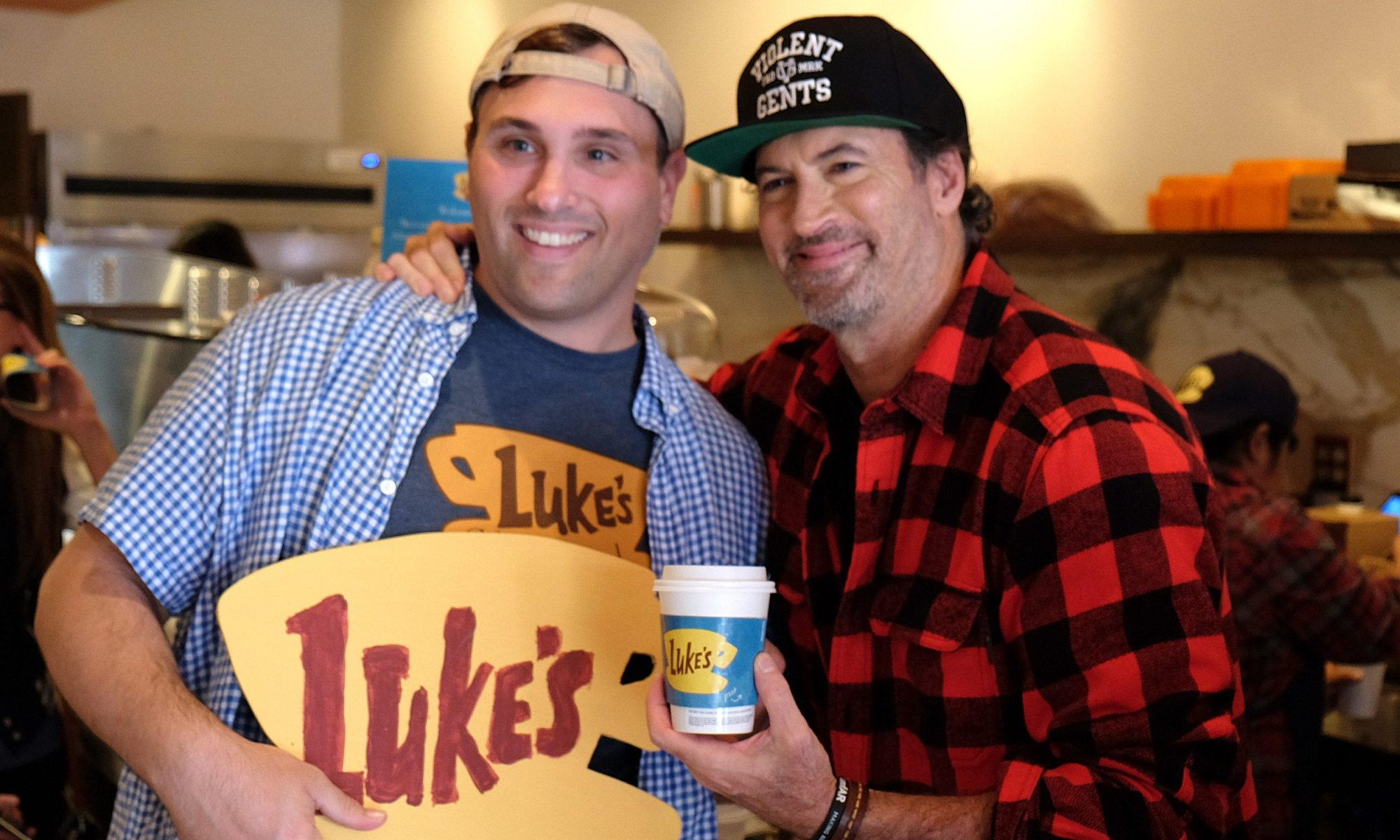 EC: 'Gilmore Girls' Star Scott Patterson Will Launch His Own Coffee Brand
