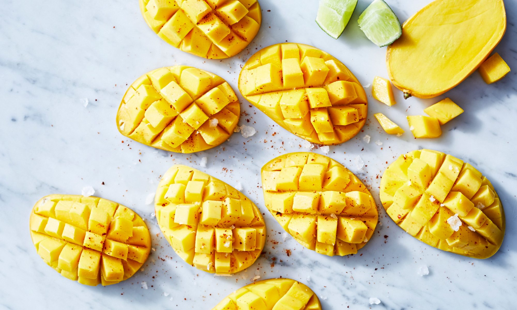 EC: Champagne Mangoes Are the Tastiest Way to Beat a Cold